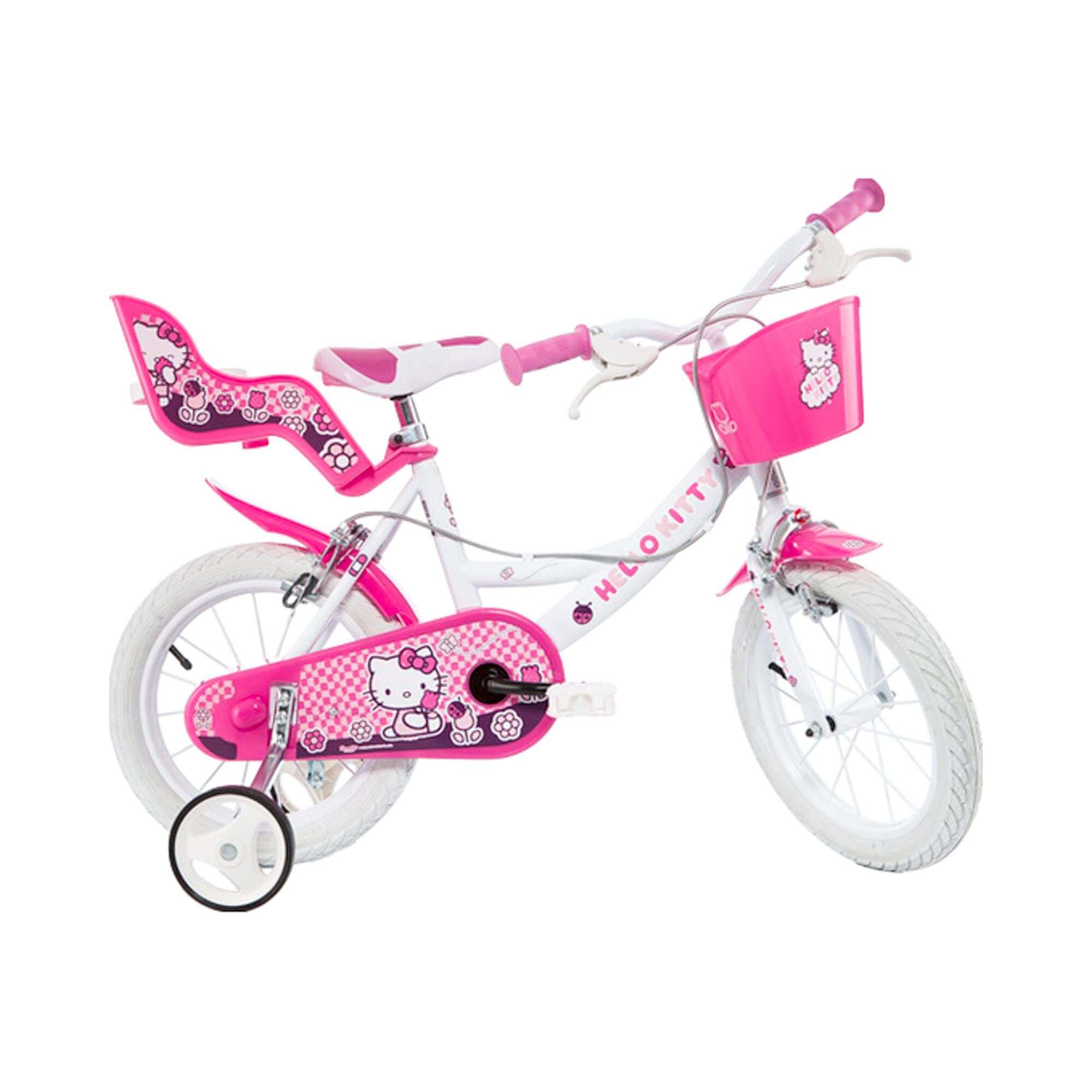 Hello Kitty Kinderfahrrad Hello Kitty 14 Zoll