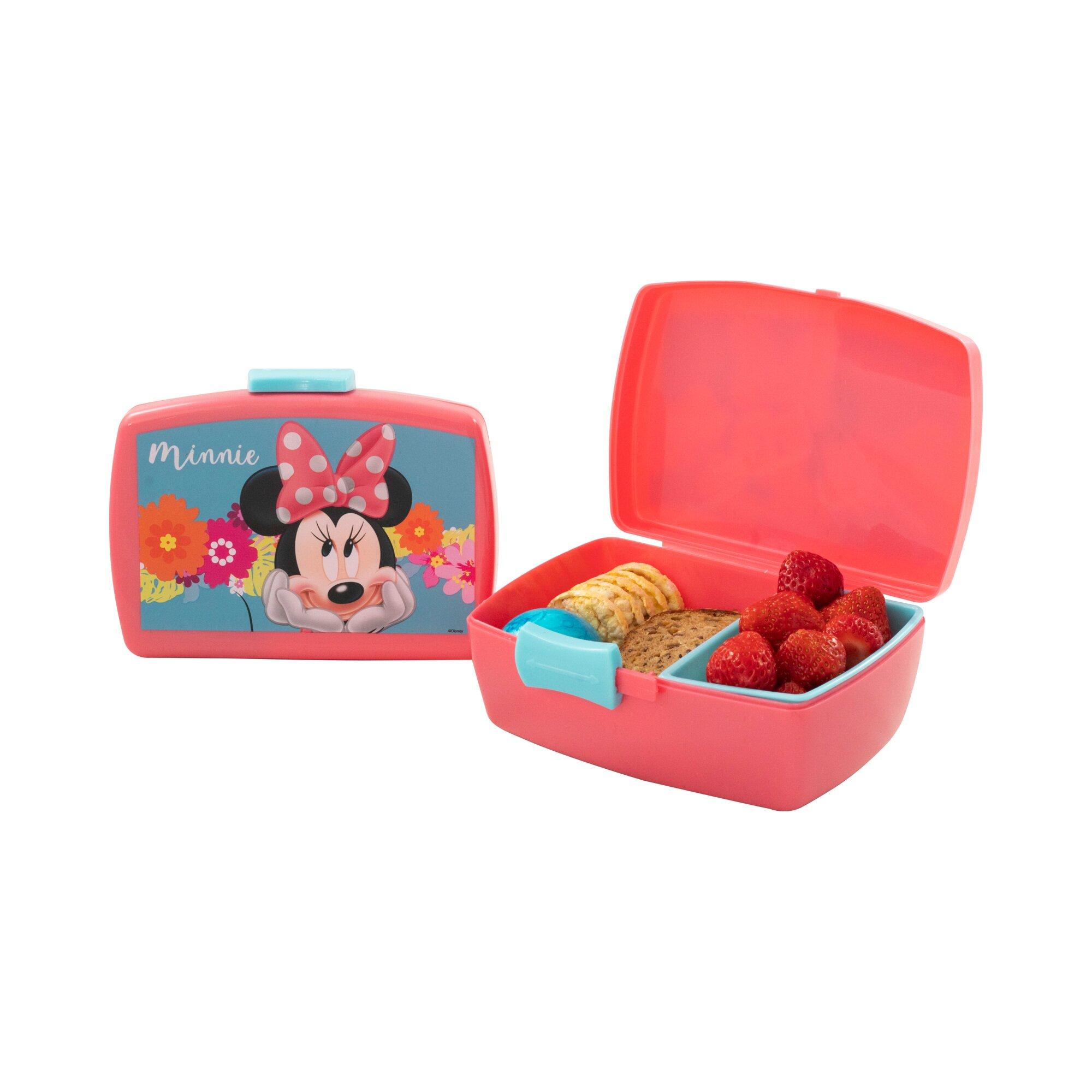 minnie-mouse-brotdose-mit-einsatz, 6.99 EUR @ babywalz-de