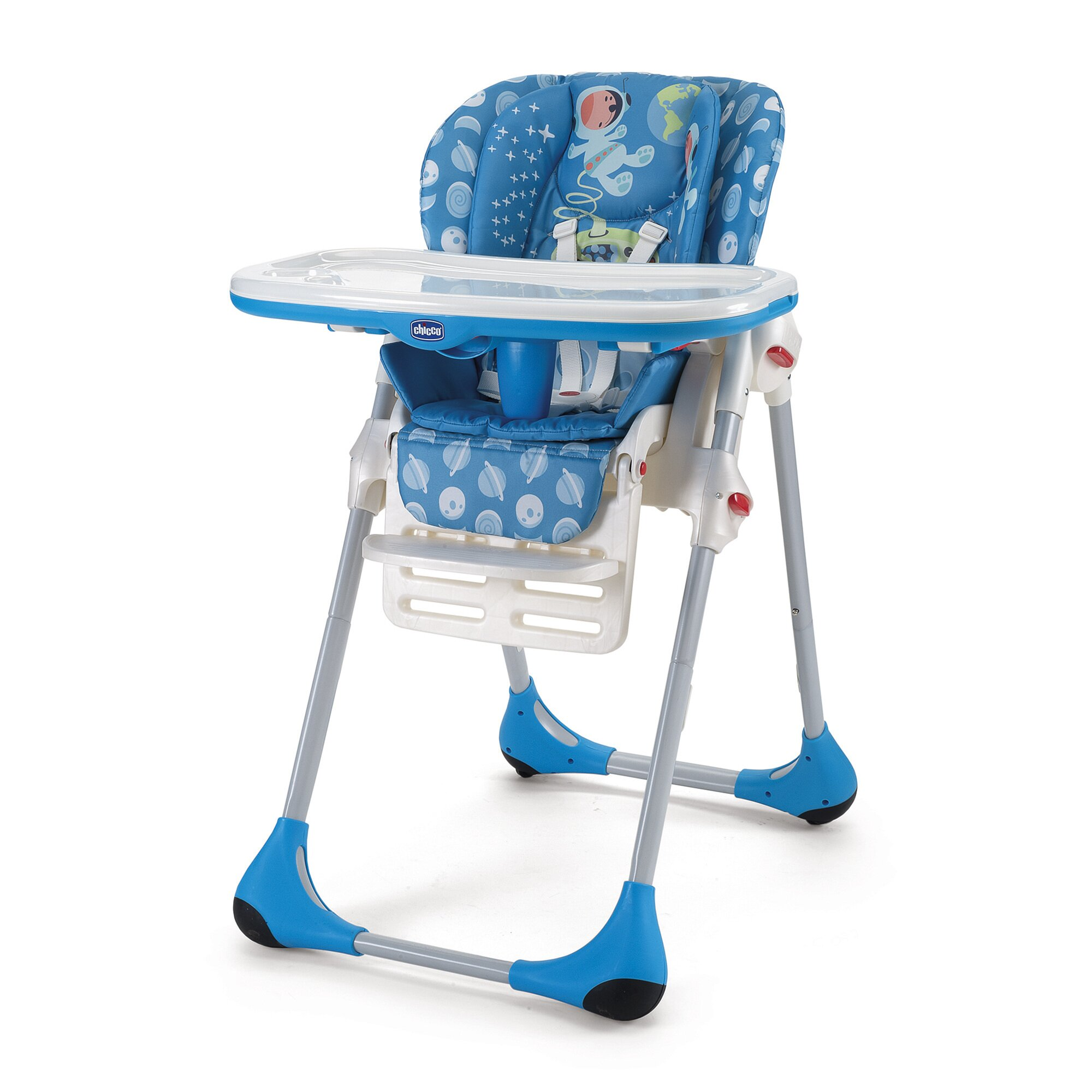 CHICCO Hochstuhl POLLY 2 IN 1 moon