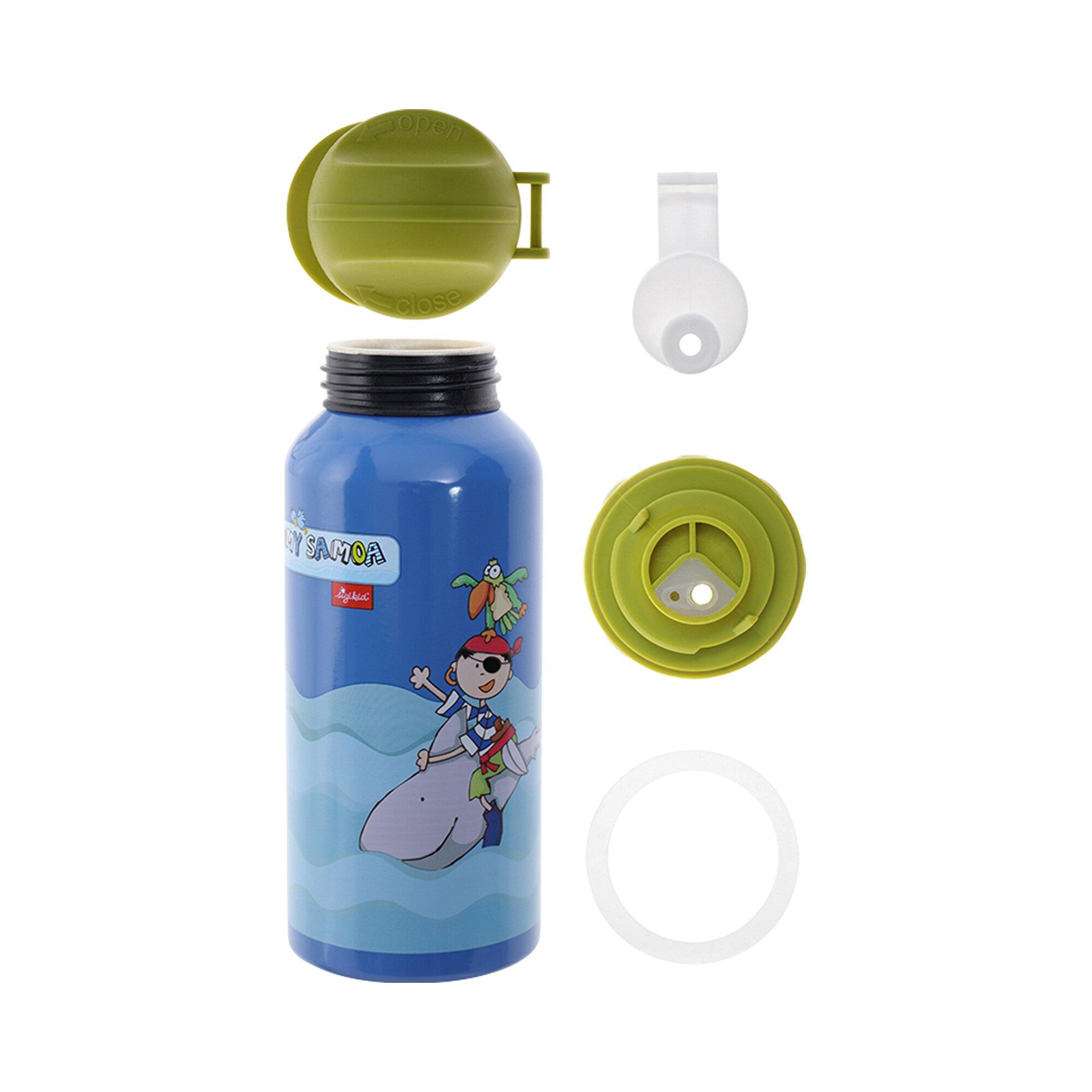 sammy-samoa-alu-trinkflasche