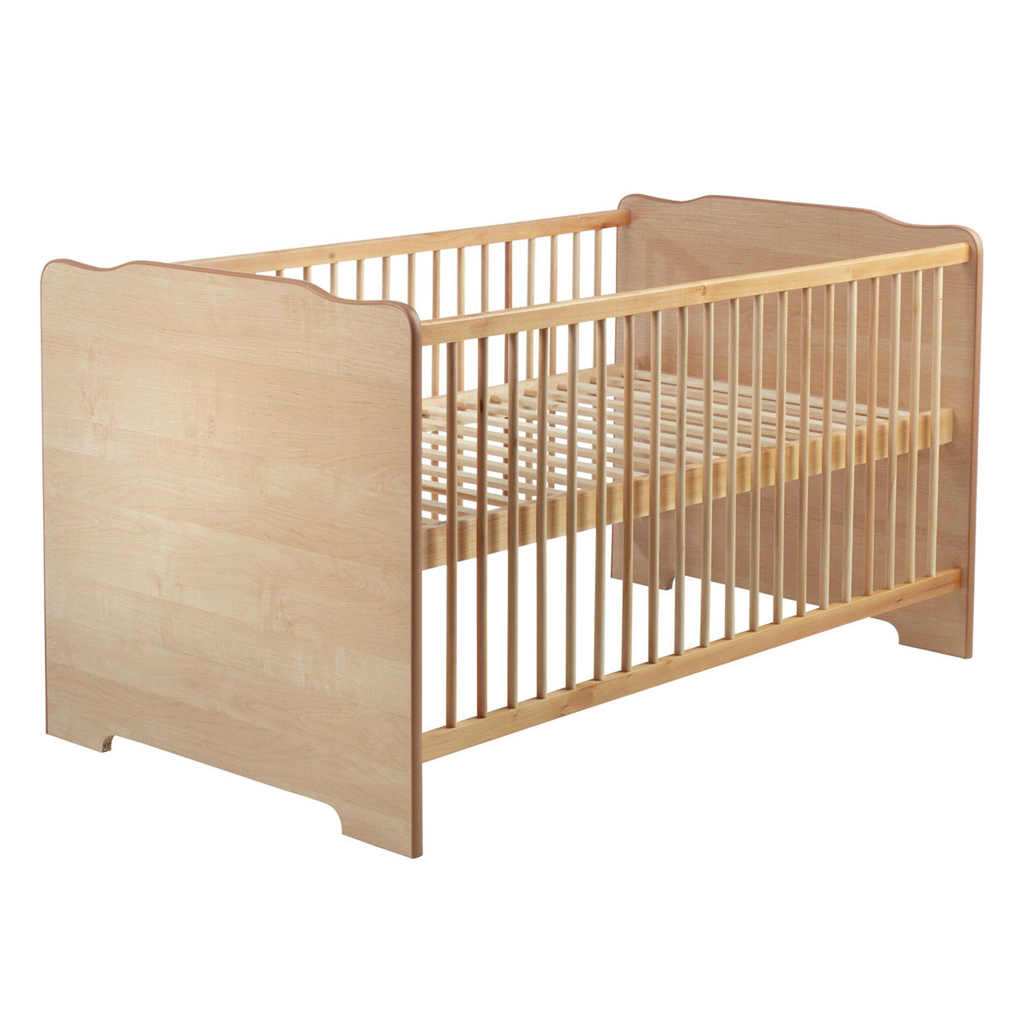 promotion lit penny naturel chez baby walz. Black Bedroom Furniture Sets. Home Design Ideas
