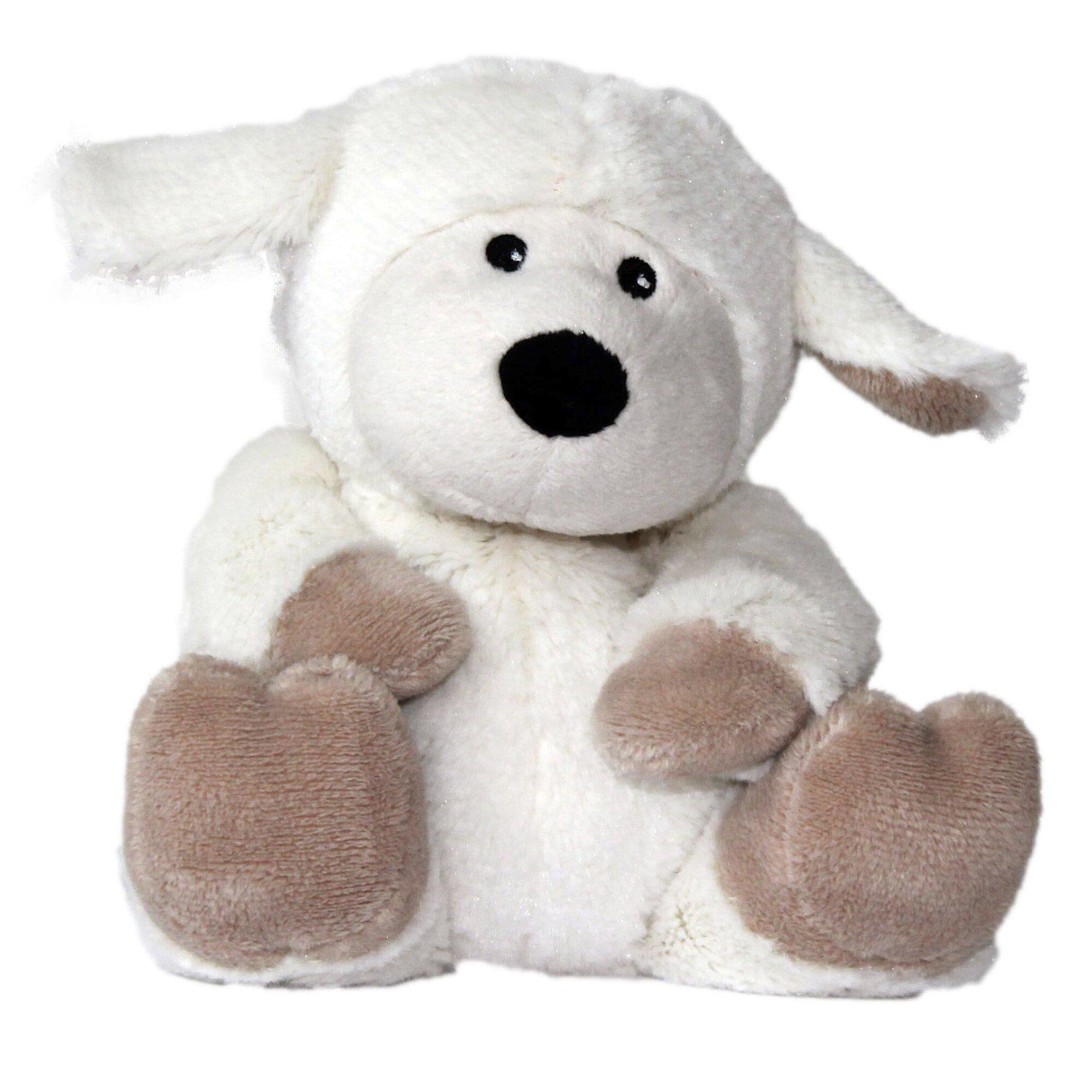 Warmies Wärmekissen mit Lavendel-Kornfüllung Beddy Bears MINIS Schaf