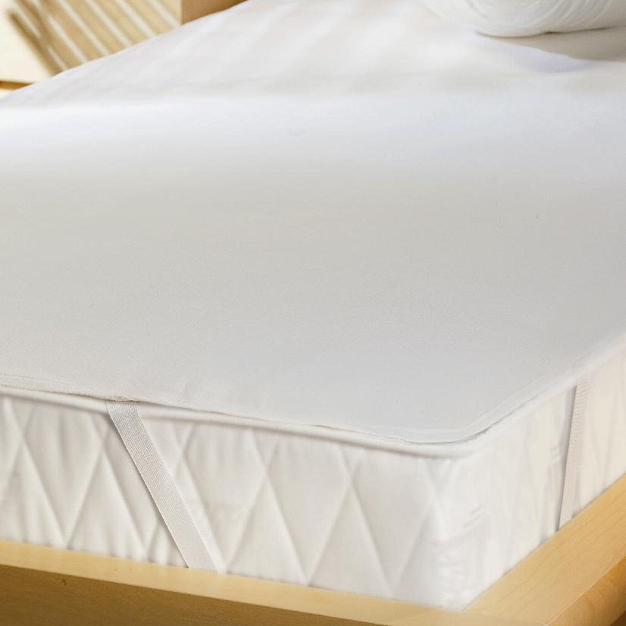 Setex Molton-Frottee-Matratzenauflage 70x140 cm wasserdicht