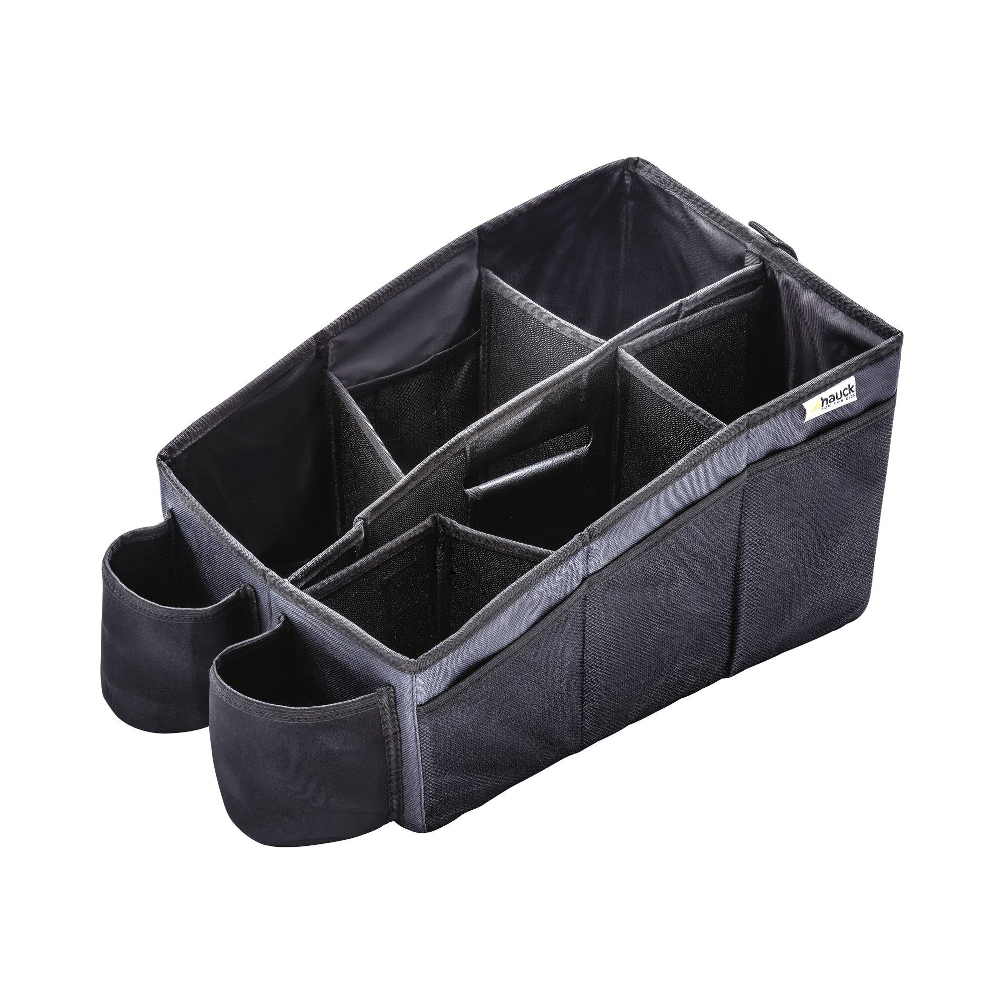 Hauck Auto-Spielzeugtasche Organize me schwarz
