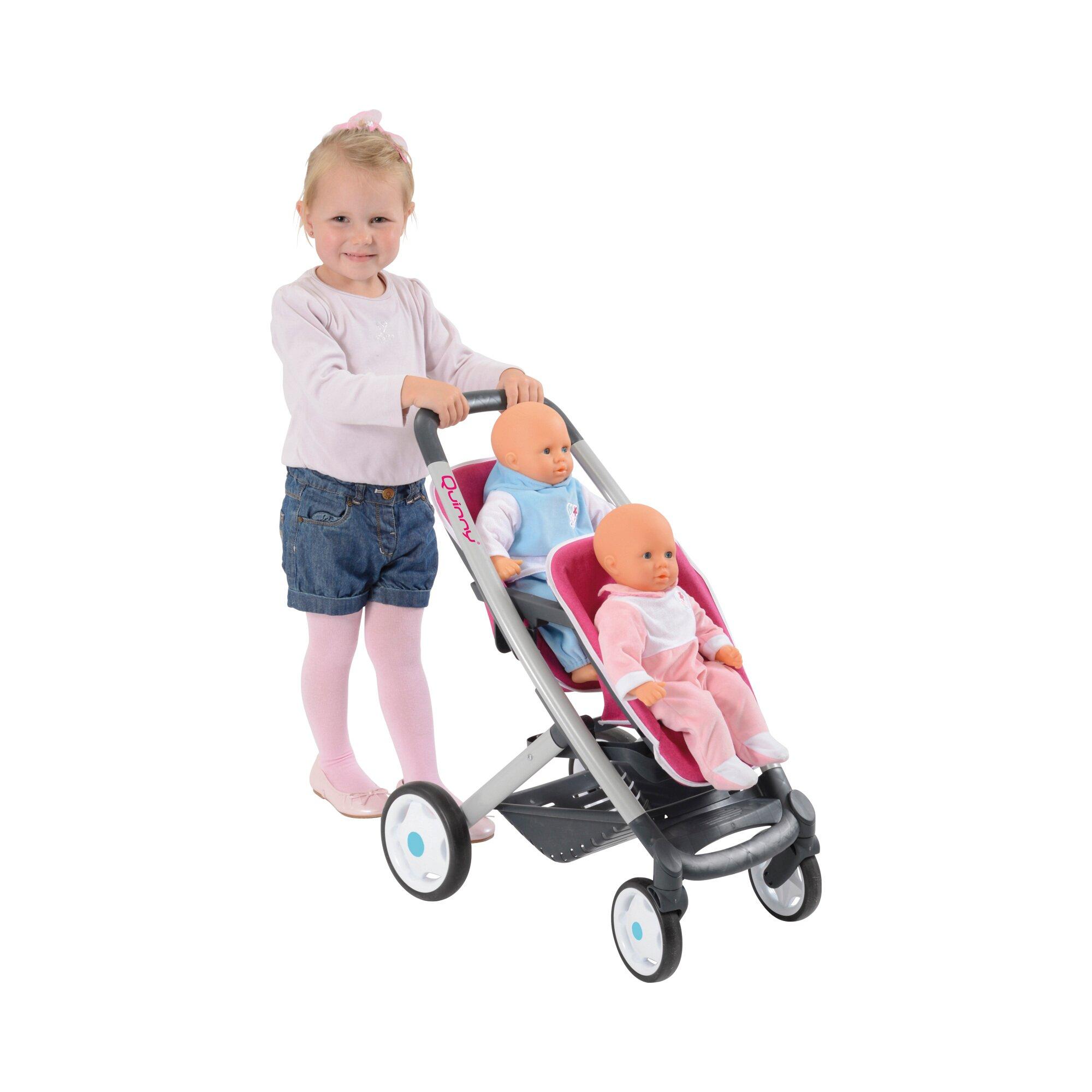 "babywalz Puppenwagen ""Quinny"""