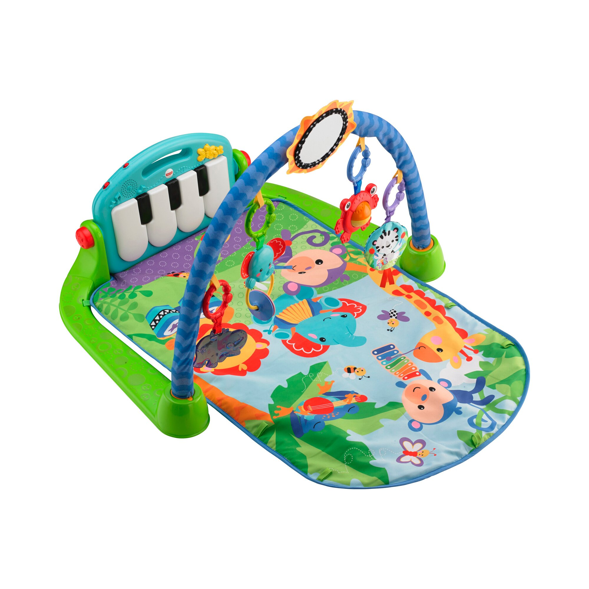 fisher price rainforest piano gym preisvergleich. Black Bedroom Furniture Sets. Home Design Ideas