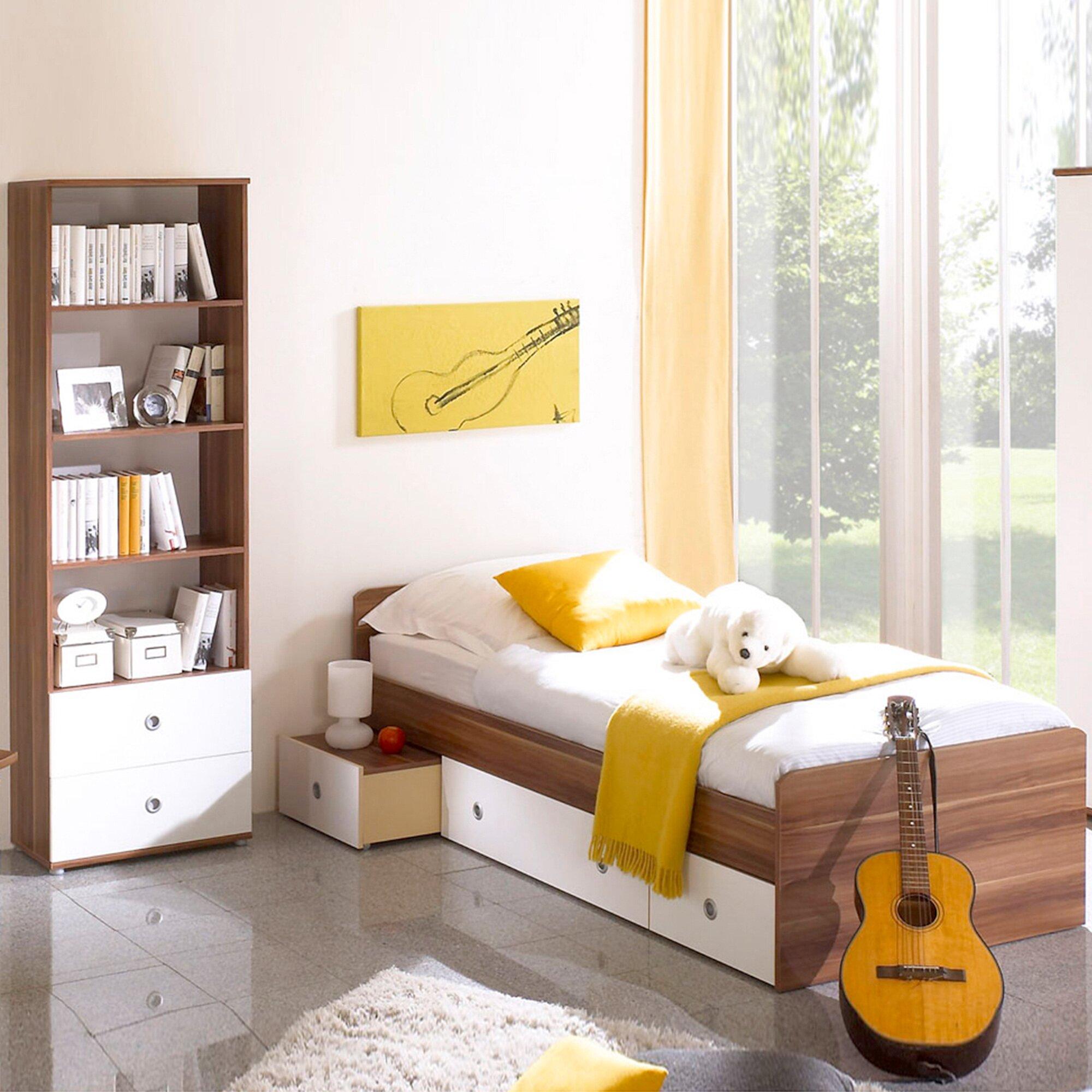 Ticaa jugendzimmer camo 6 teilig grau preis bild for Jugendzimmer 4 teilig