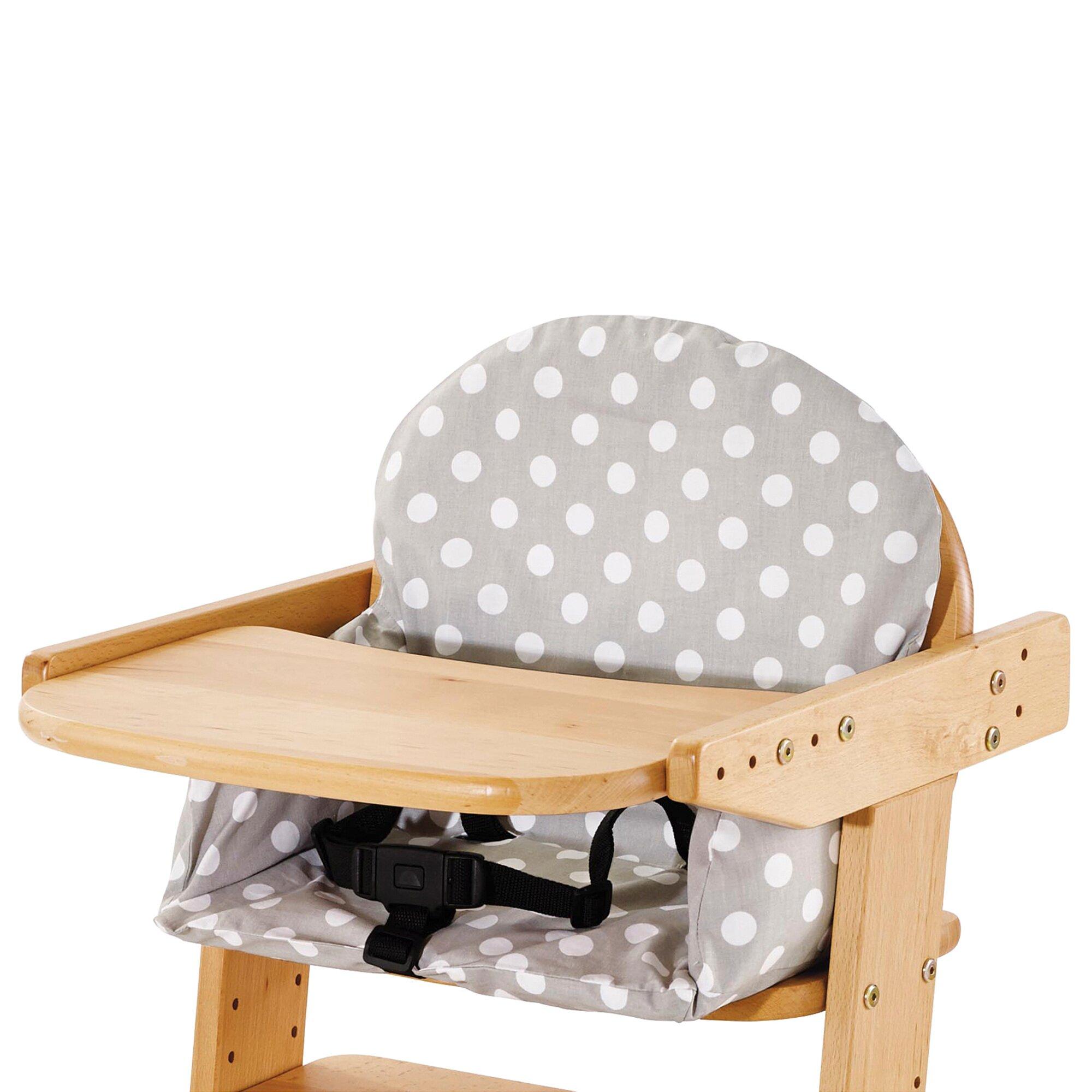 Pinolino Bezug für Sitzverkleinerer für Treppenhochstühle