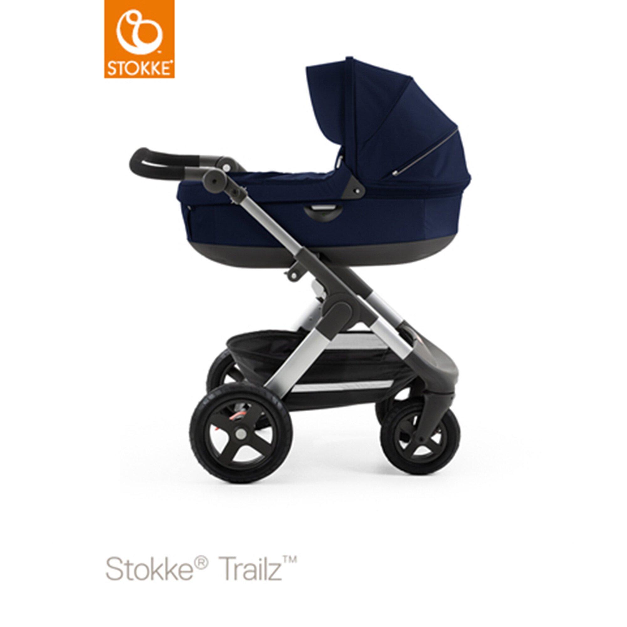 trailz-kinderwagengestell-grau, 548.99 EUR @ babywalz-de