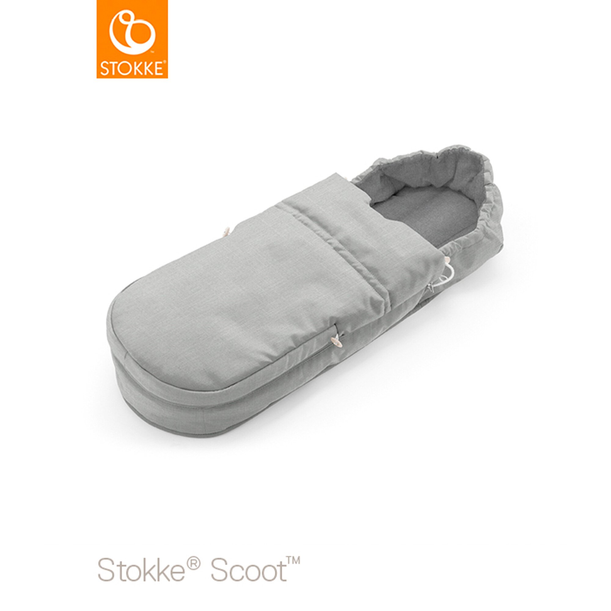 Scoot Softbag grau