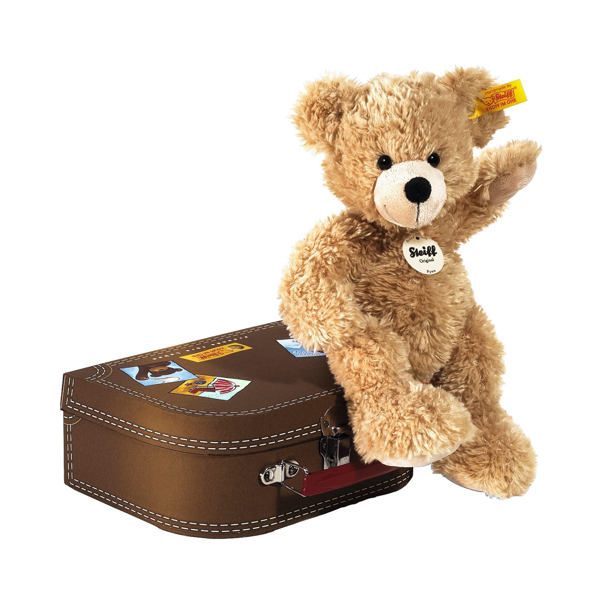 steiff-teddybar-fynn-im-koffer