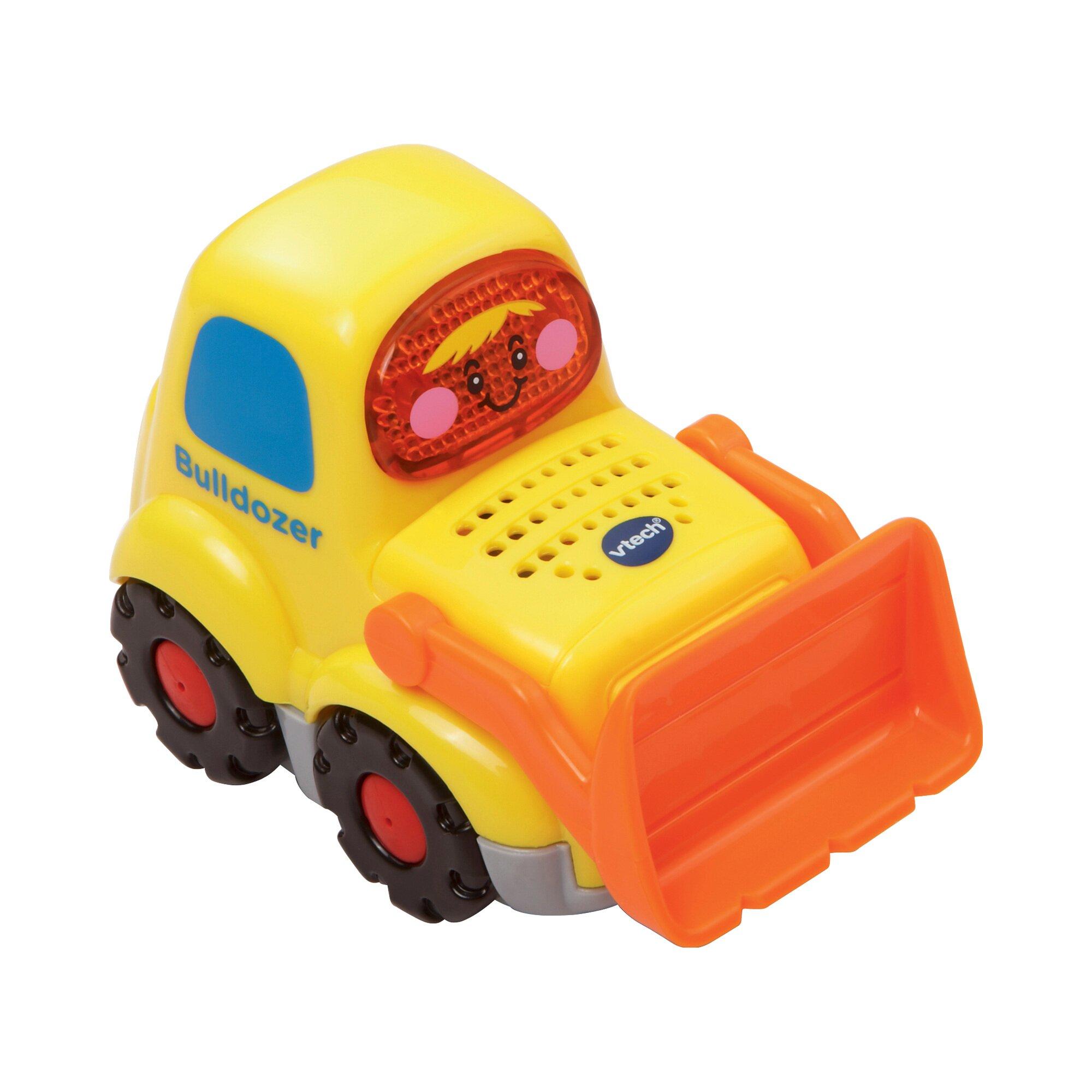 Tut Tut Baby Flitzer Baby Flitzer Bulldozer mit Funktionen