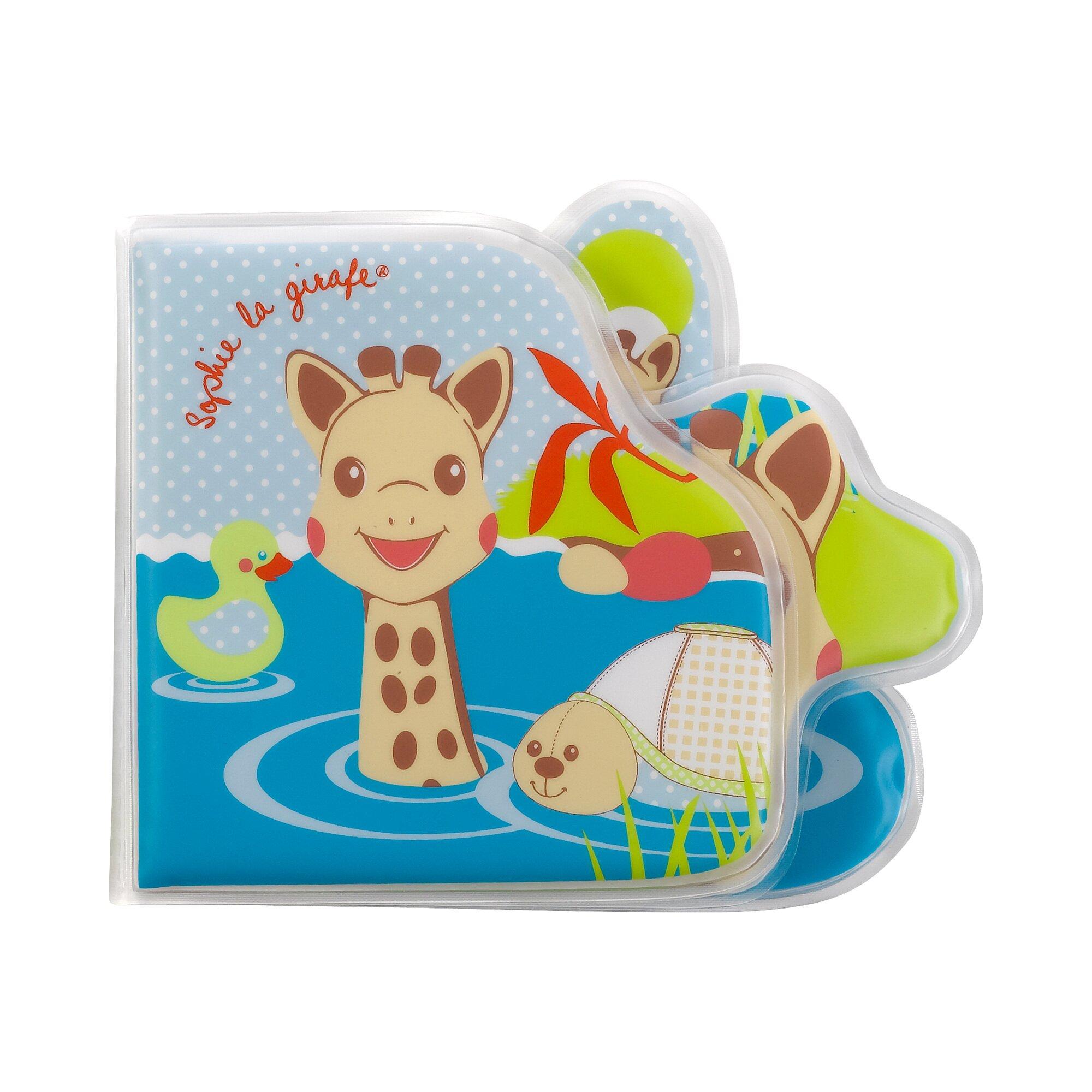 Sophie La Girafe Badespielzeug Badebuch