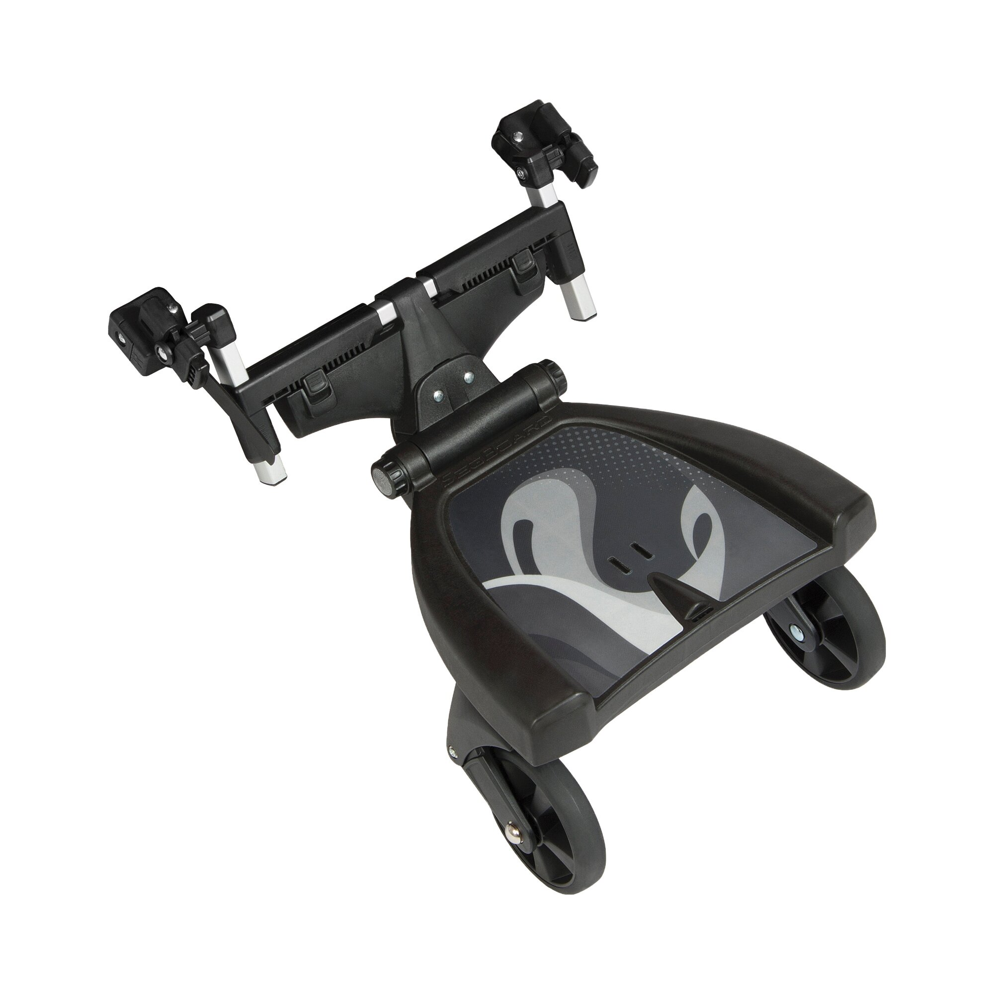 Fillikid Buggy-Board Filliboard für Kinderwagen schwarz