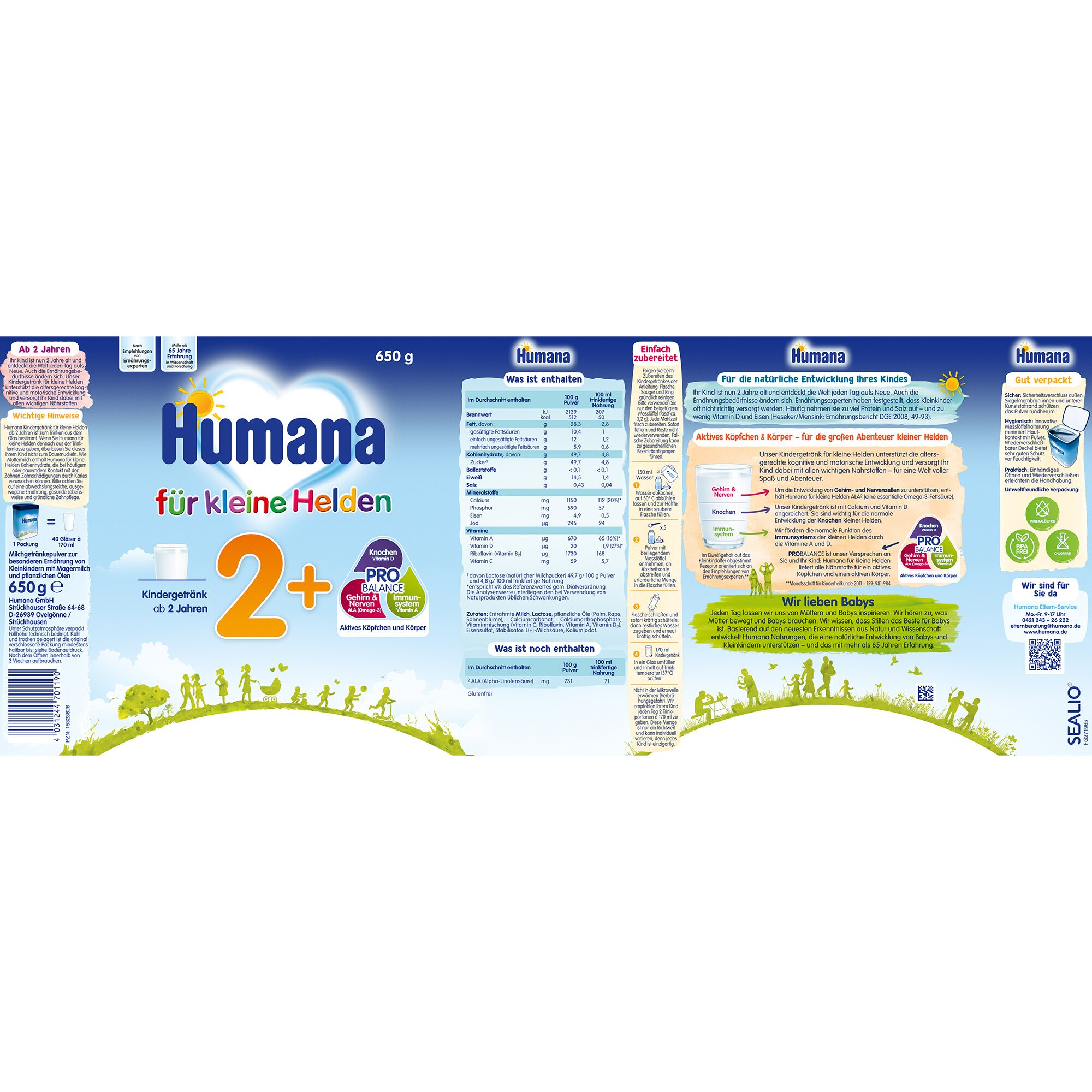 humana-kindermilch-2-650g