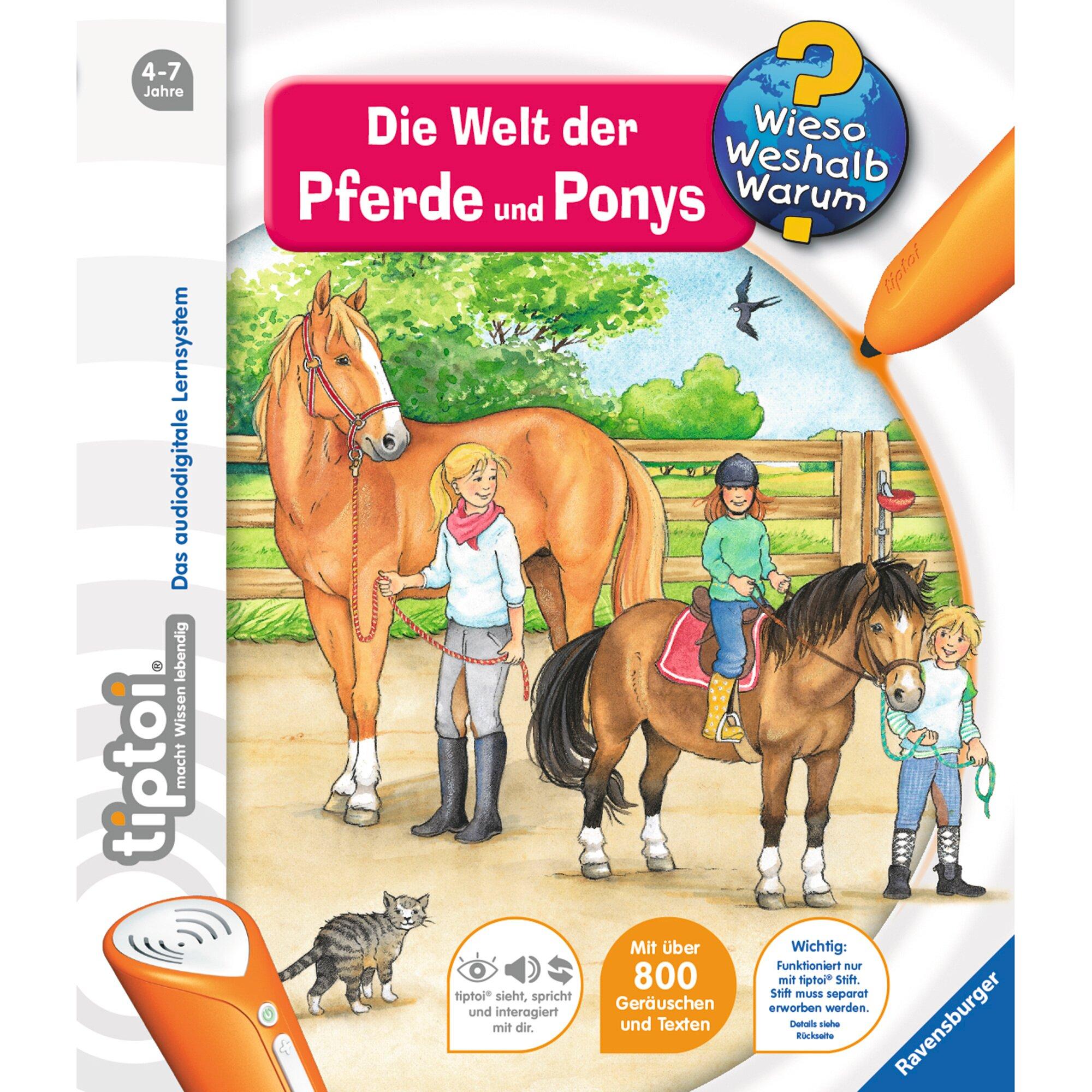 Tiptoi Die Welt der Pferde und Ponys