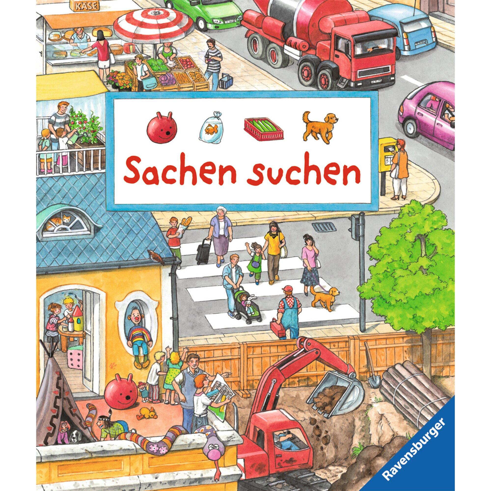 Ravensburger Sachbuch-Sachen suchen