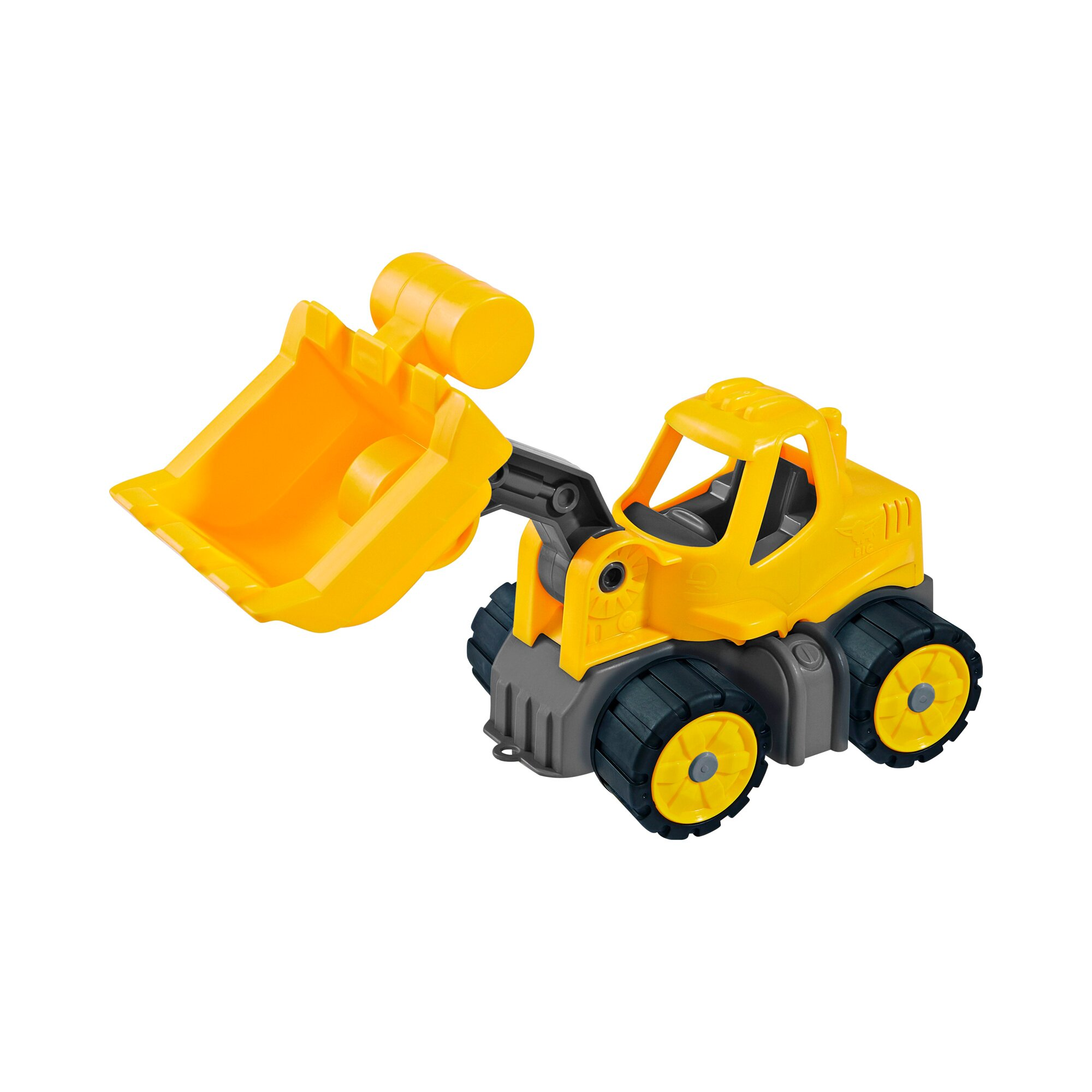 Big Power-Worker Mini Radlader
