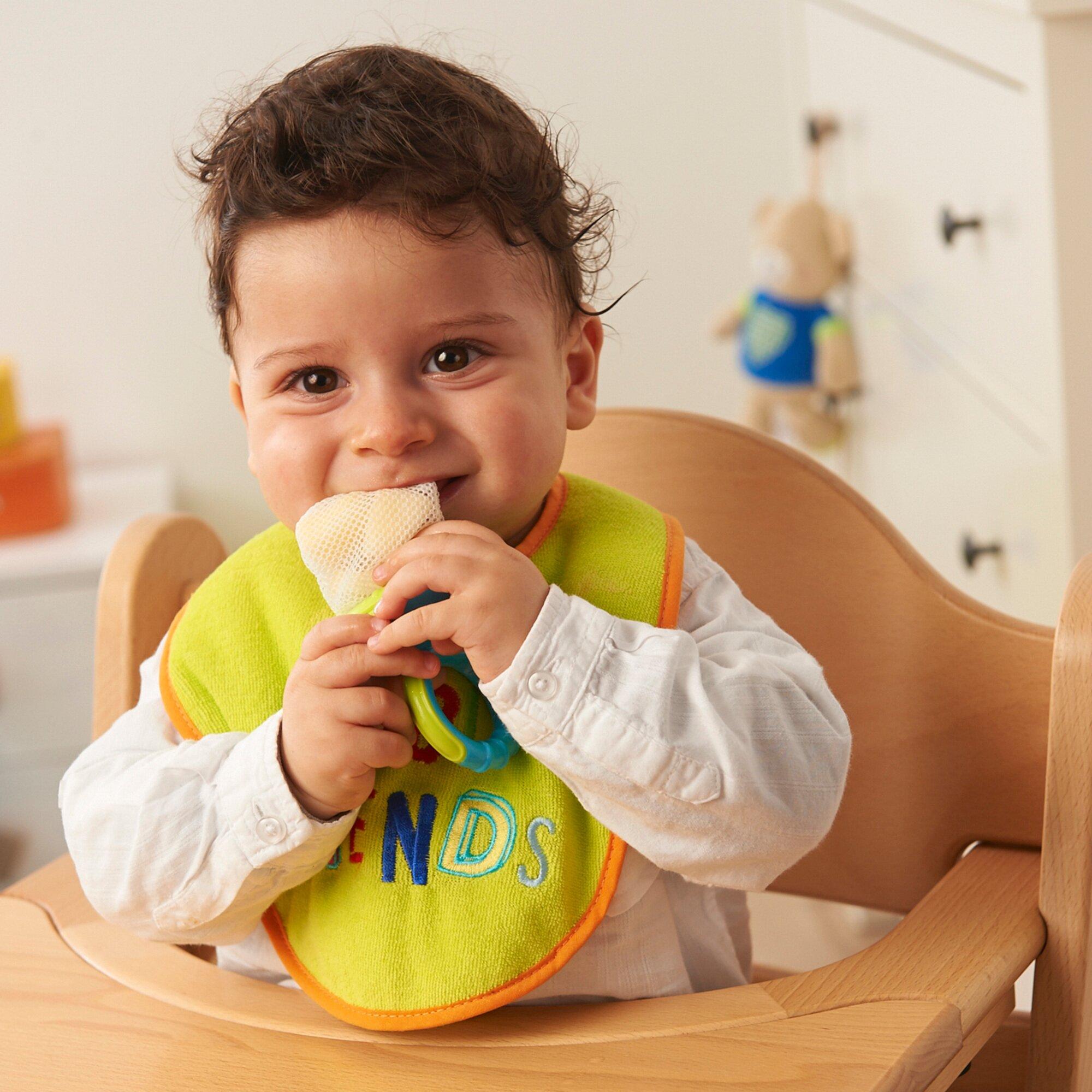 rotho-babydesign-fruchtsauger-coole-freunde-, 4.99 EUR @ babywalz-de