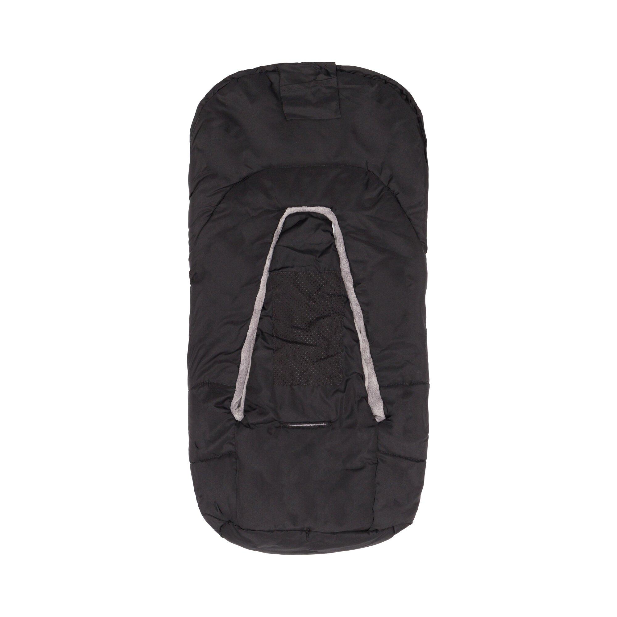 babycab-winter-fu-sack-eiger-fur-babyschale-tragewanne-schwarz, 24.99 EUR @ babywalz-de
