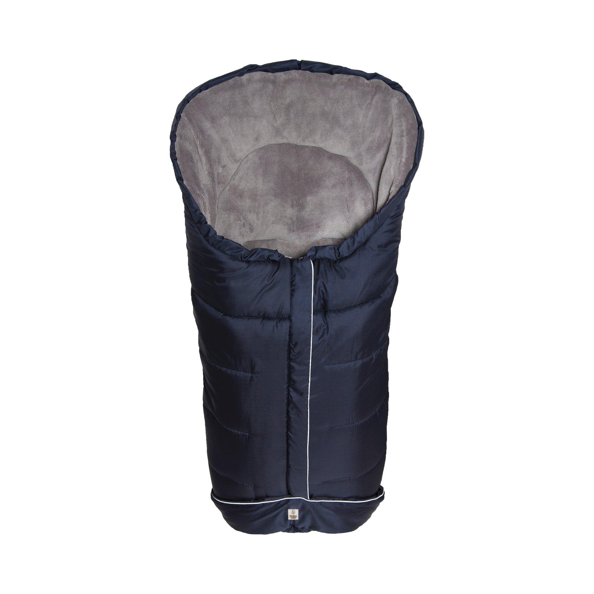 Babycab Winter-Fußsack K2 für Kinderwagen blau