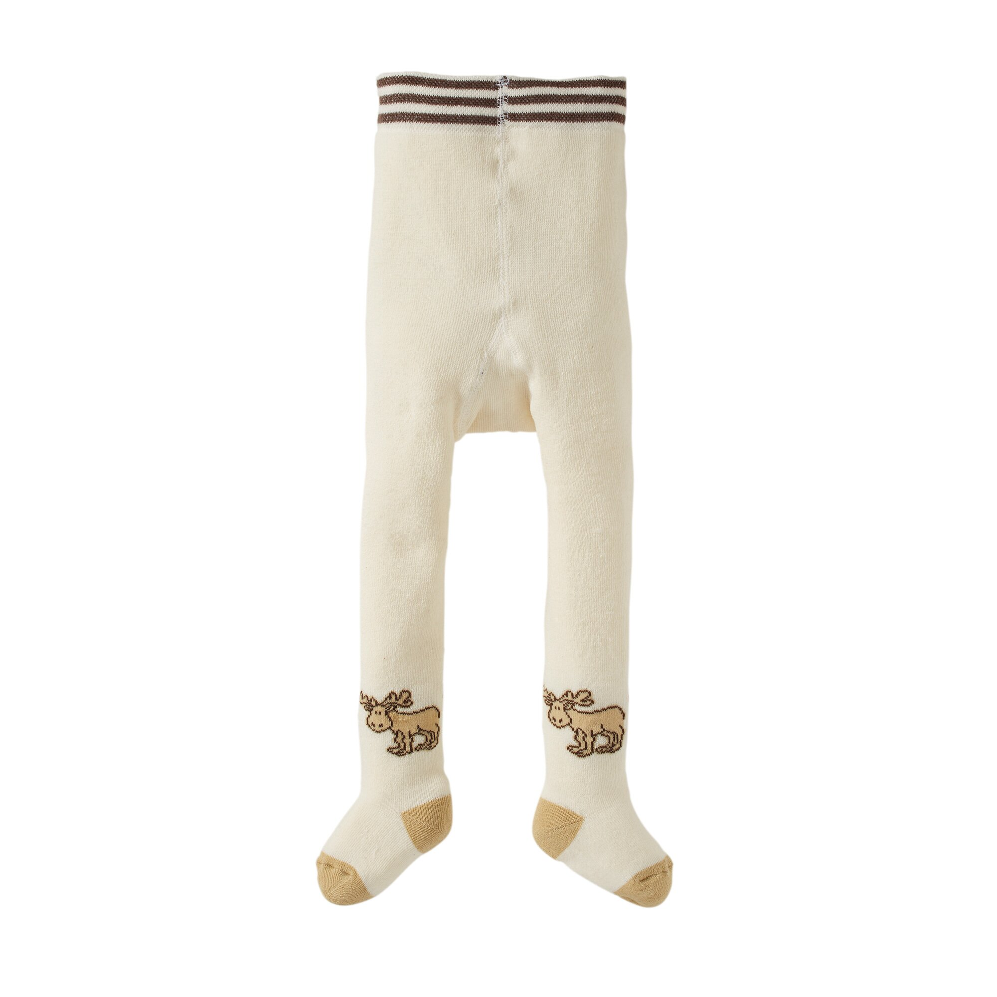 "Jacob's Thermostrumpfhose ""Elch"" beige 50//62//74//98"