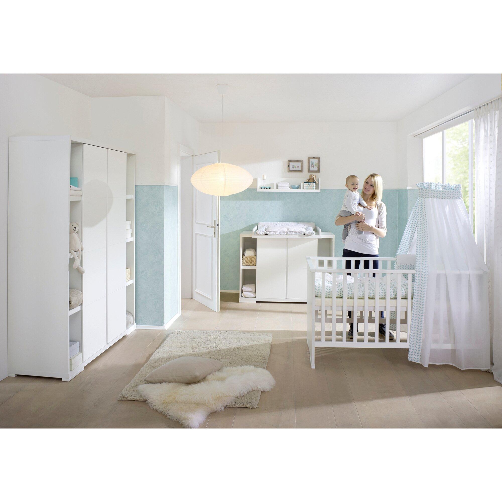 Schardt 3-tlg. Babyzimmer Maximo