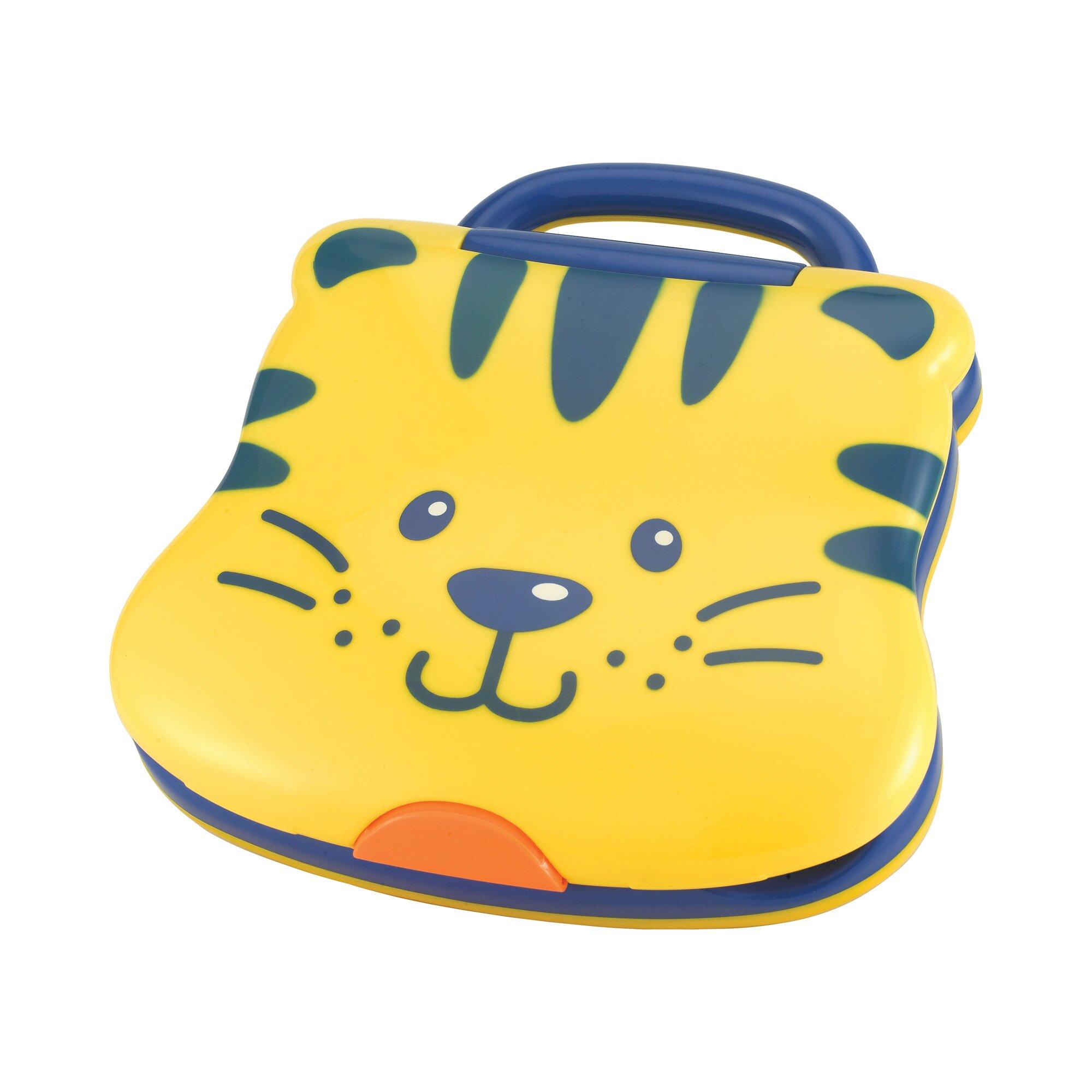 Laptop Junior - Tiger mit Musik und Sprachausgabe