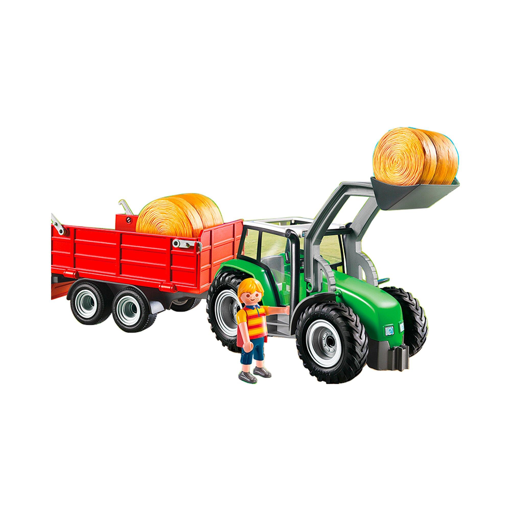 country-6130-gro-er-traktor-mit-anhanger, 28.99 EUR @ babywalz-de