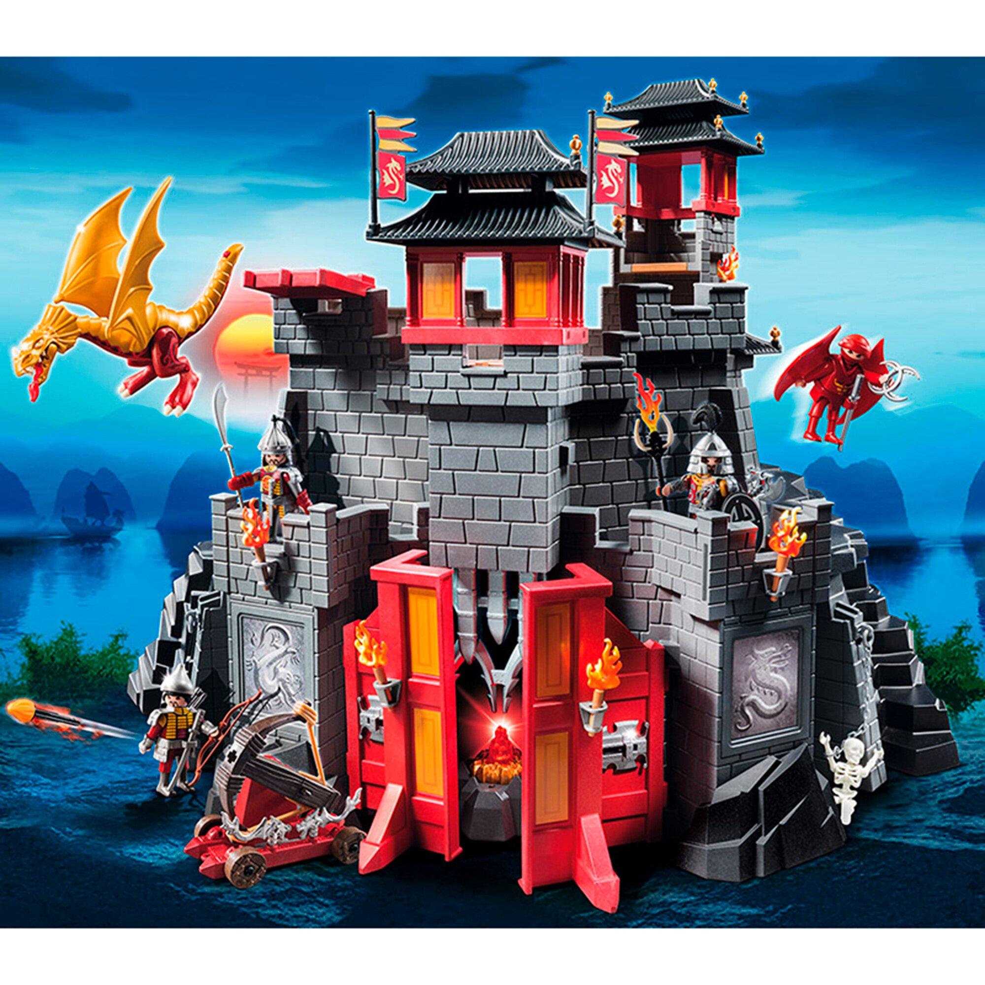 Dragons 5479 Große Asia-Drachenburg