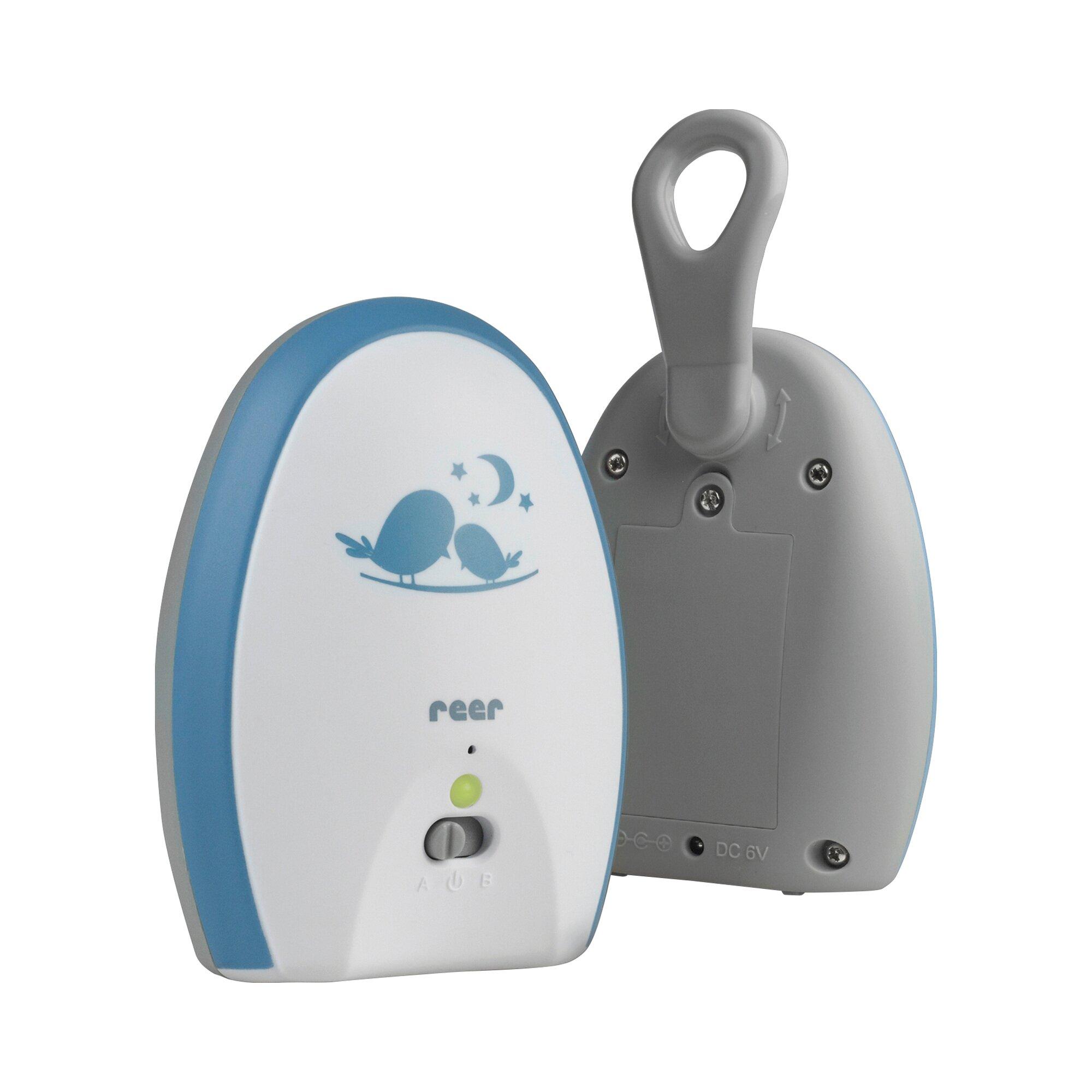 reer-babyphone-neo-200-mit-analoger-2-kanaltechnik-weiss