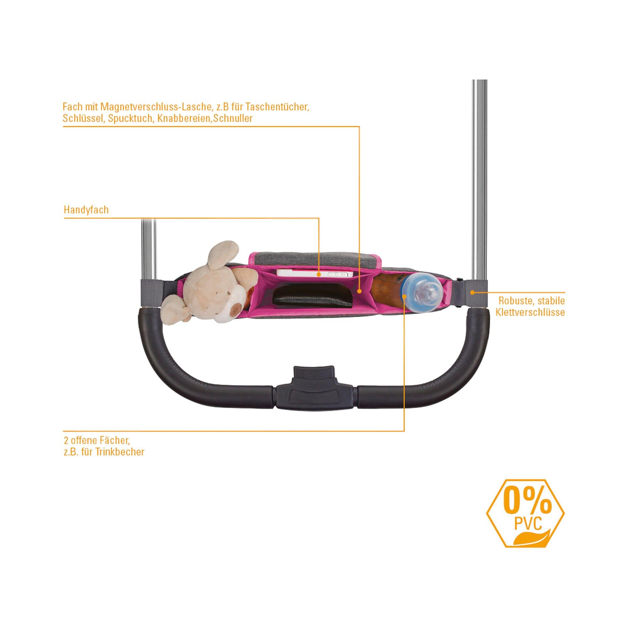 diago-kinderwagen-organizer-pink