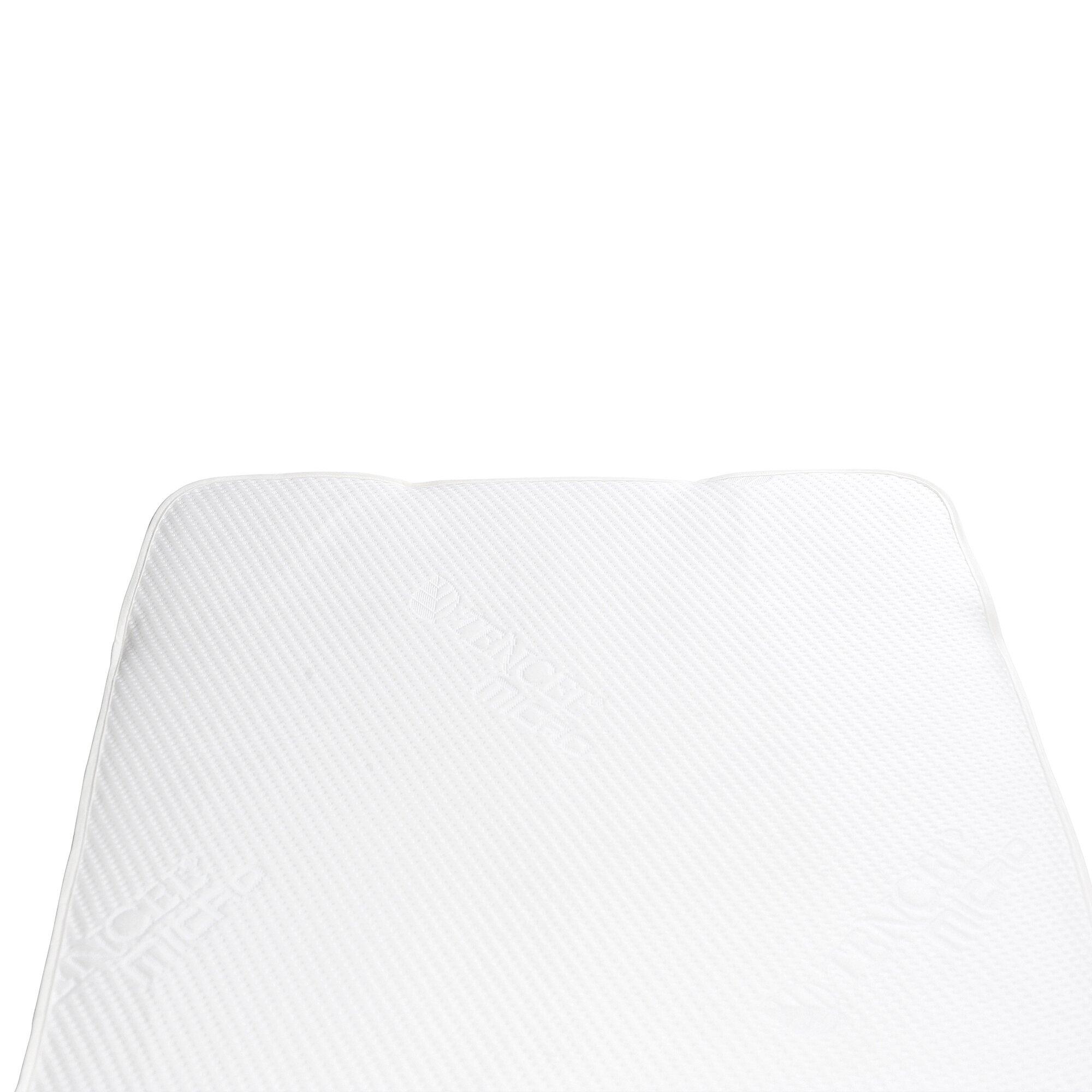 Sonne Tencel-Matratzenauflage wasserdicht 60x120 cm