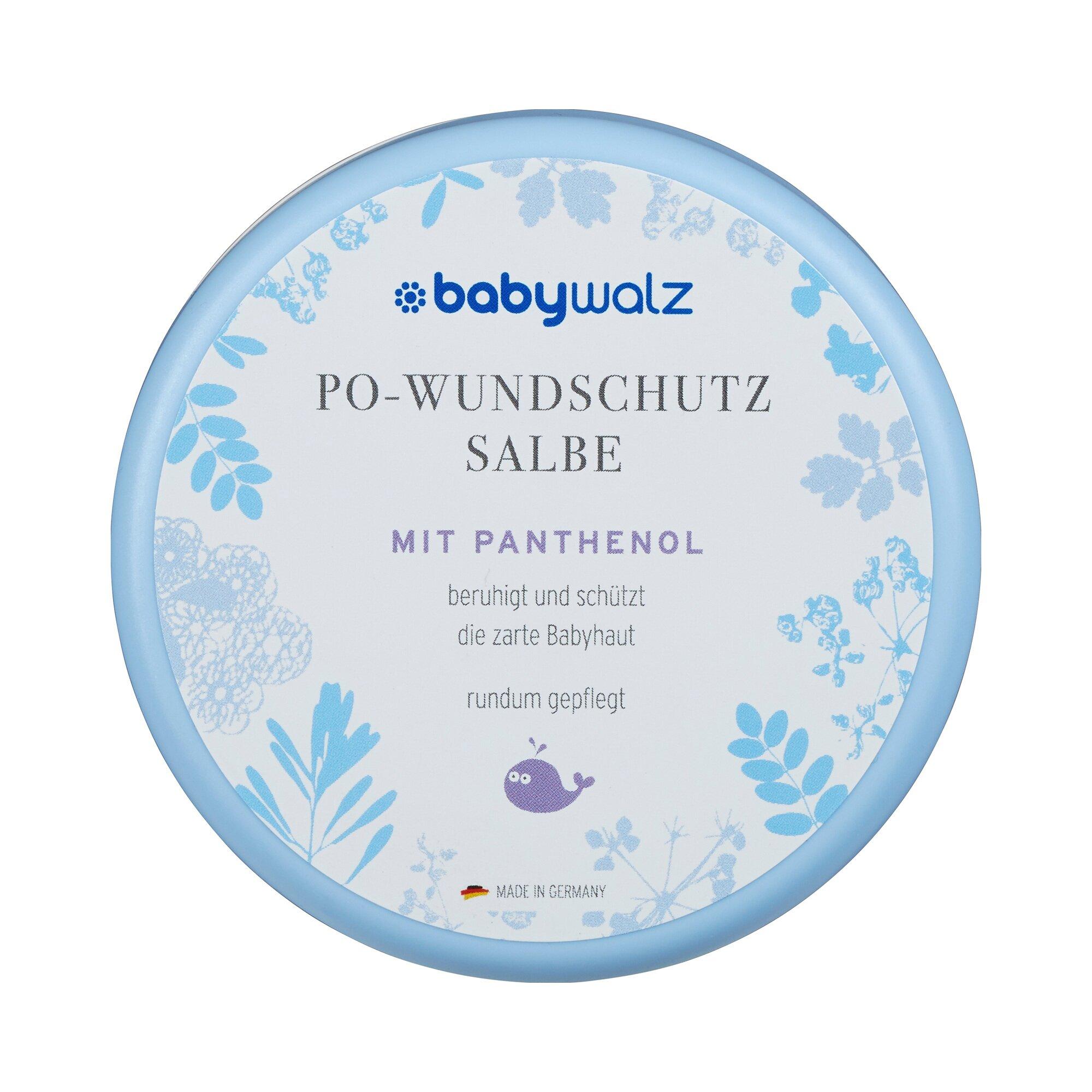 Baby Walz Po-Wundschutzsalbe 150 ml