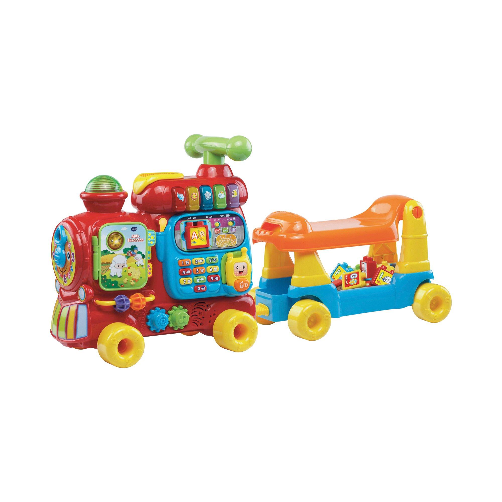 Baby Rutscher ABC Eisenbahn