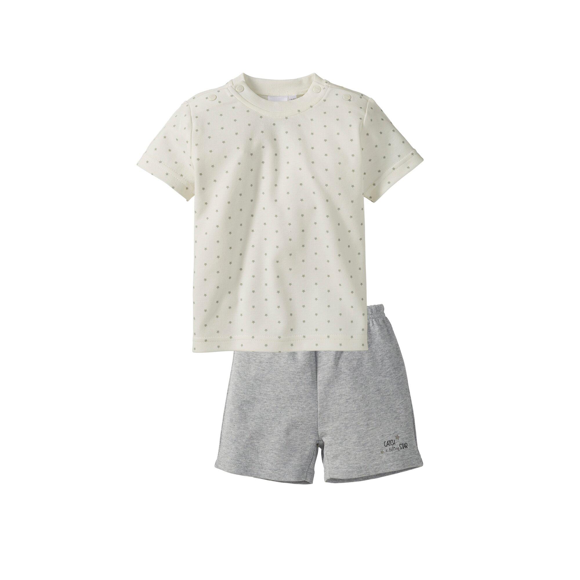 Basics Schlafanzug kurz