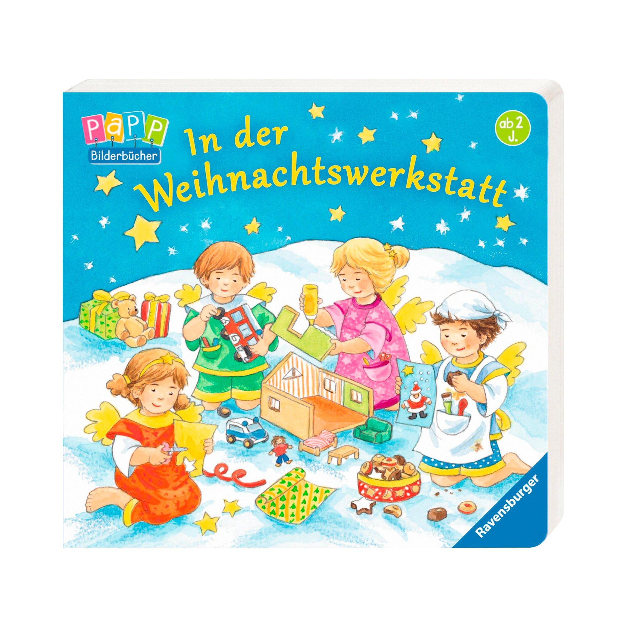 Ravensburger Buch: In der Weihnachtswerkstatt