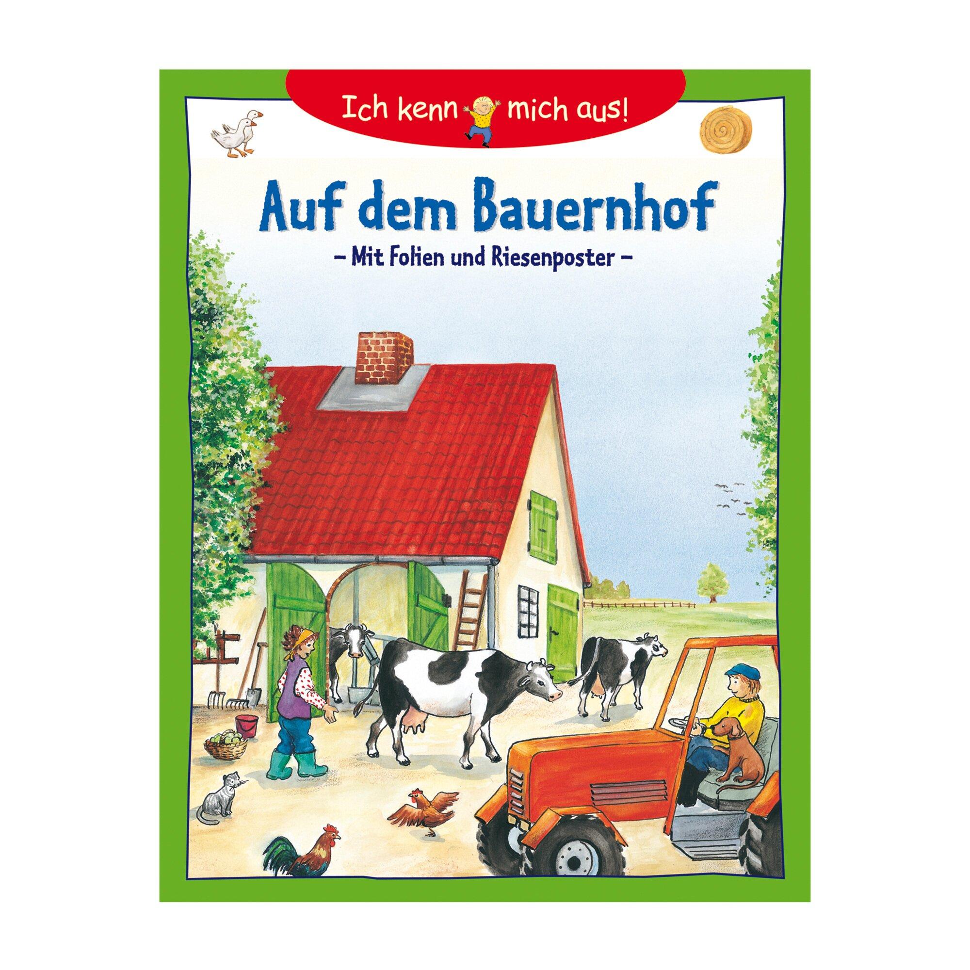 Sachbuch-Ich kenn mich aus! Auf dem Bauernhof