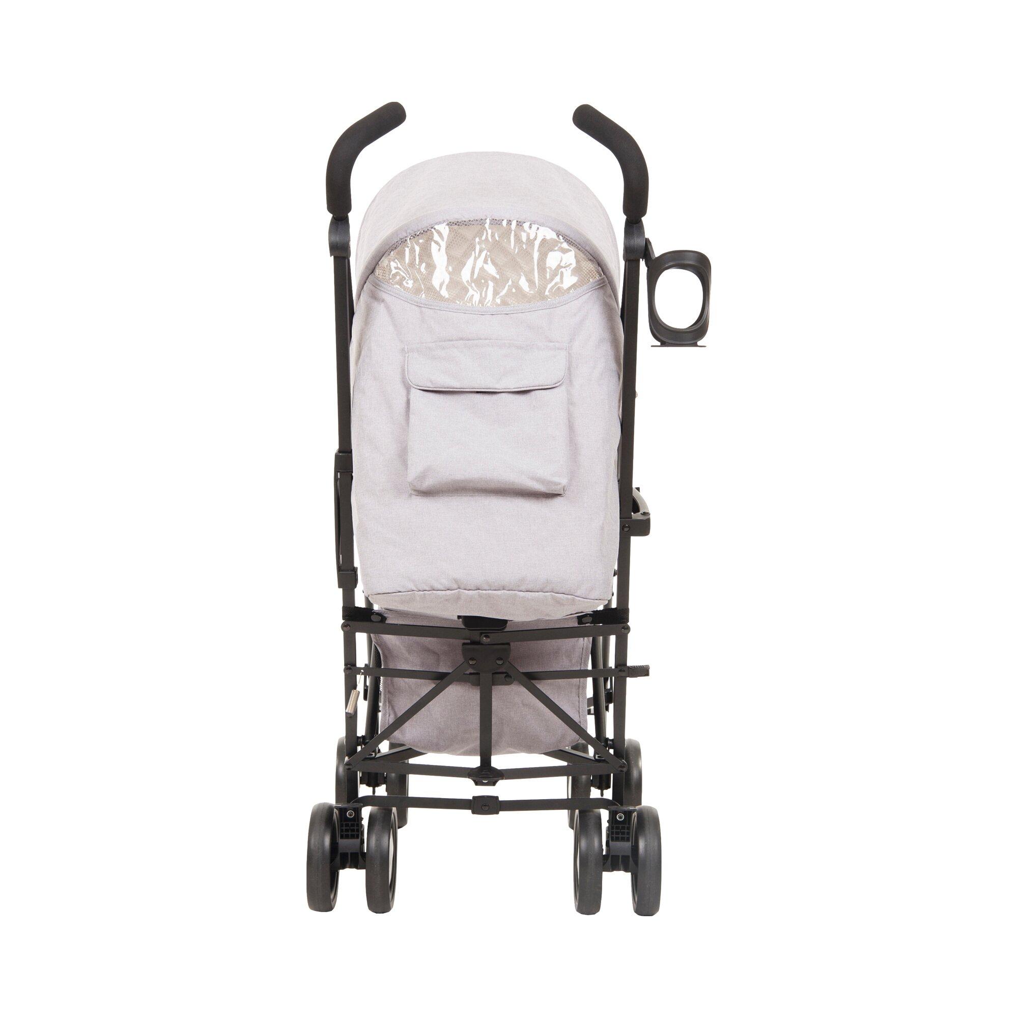babycab-david-buggy-mit-liegefunktion-grau