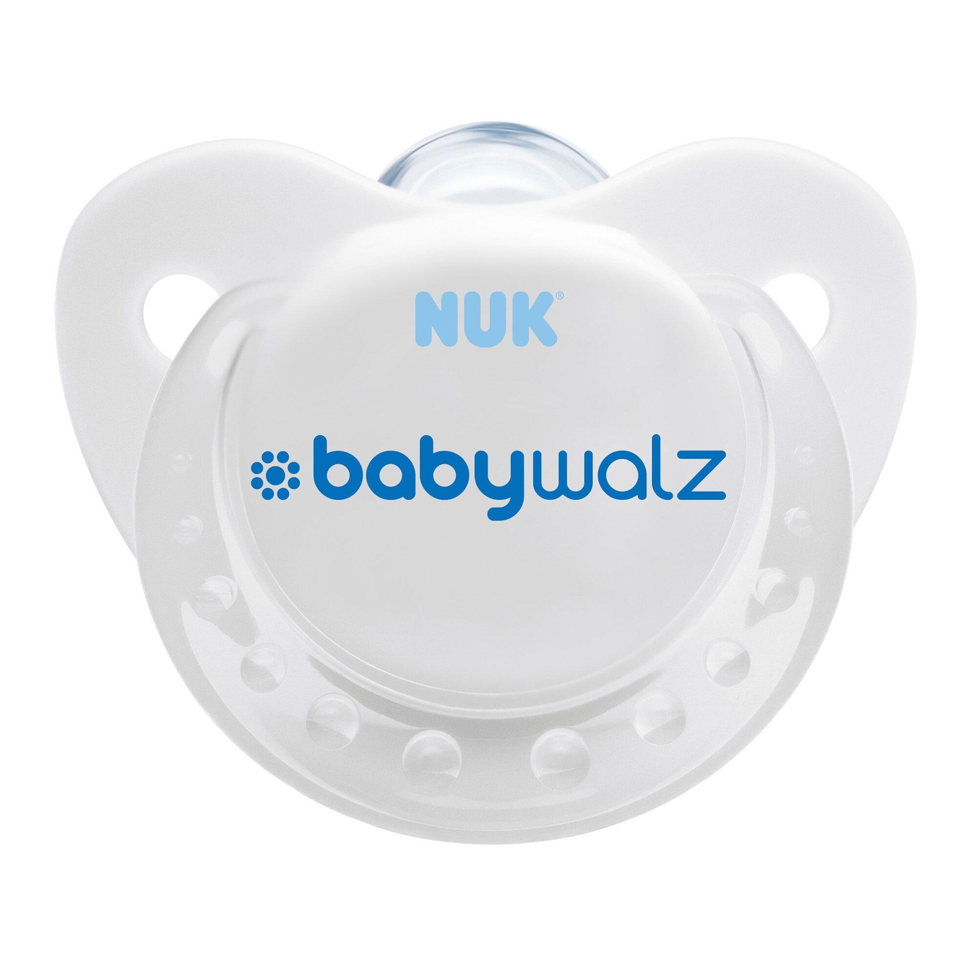 Nuk Beruhigungssauger Trendline baby-walz weiss