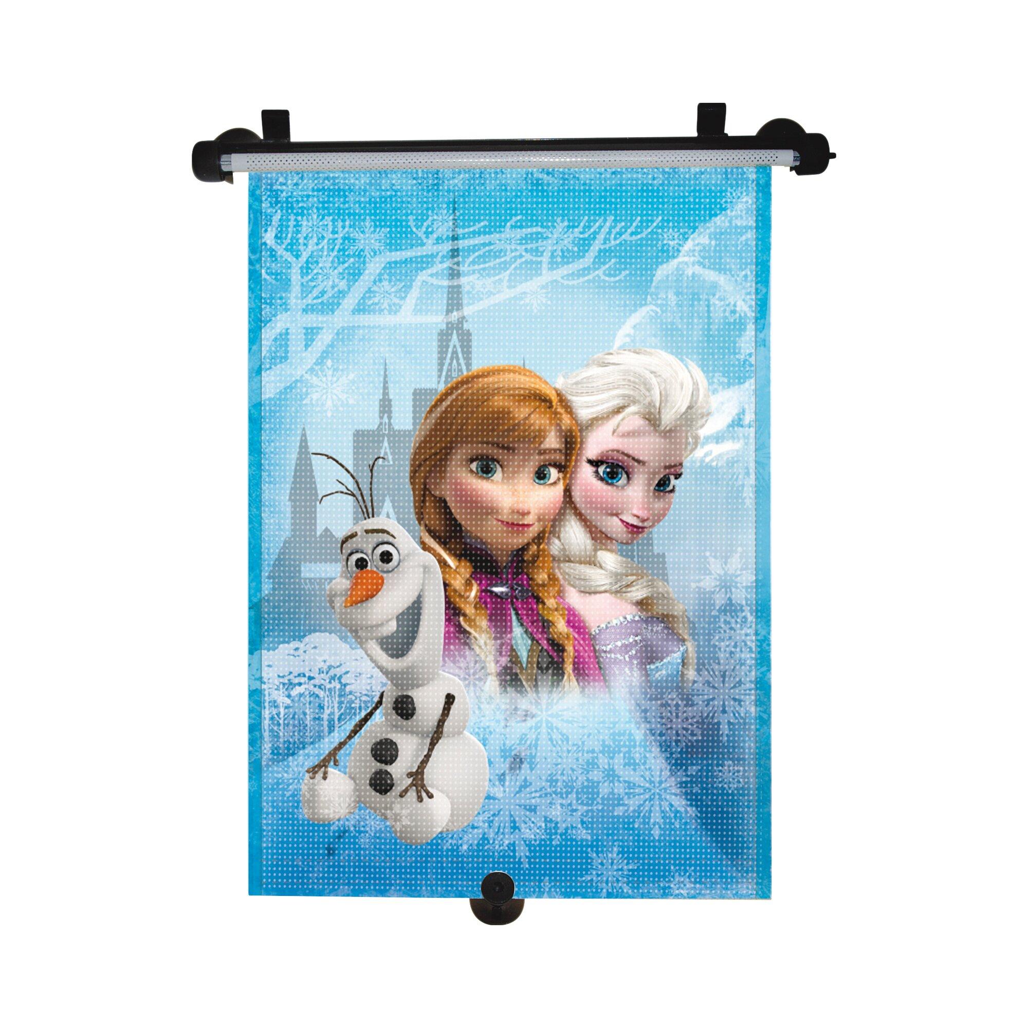 Disney Frozen Auto-Sonnenschutzrollo