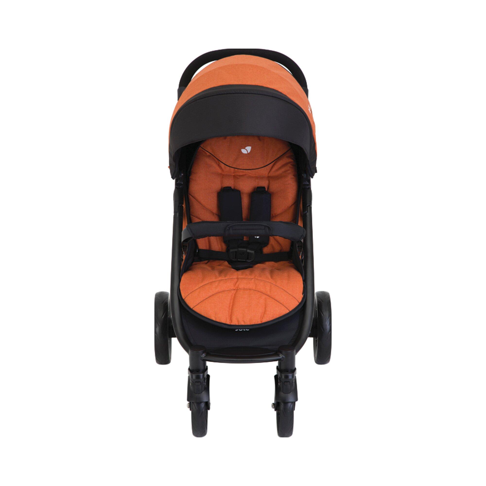 joie-buggy-litetrax-4-design-2016-orange, 151.99 EUR @ babywalz-de
