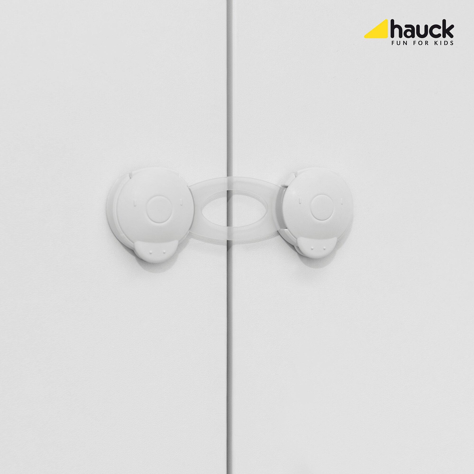 Hauck Türverschluss - Close Me - 2 Stück transparent