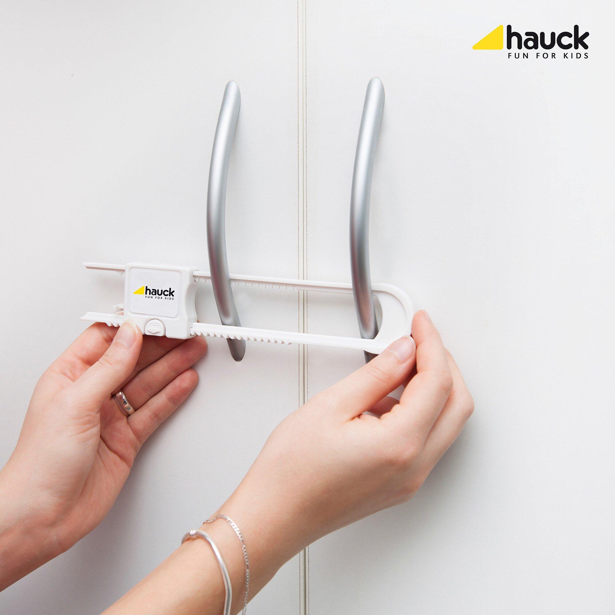 Hauck Türverschluss - Close Me - 2 Stück weiss