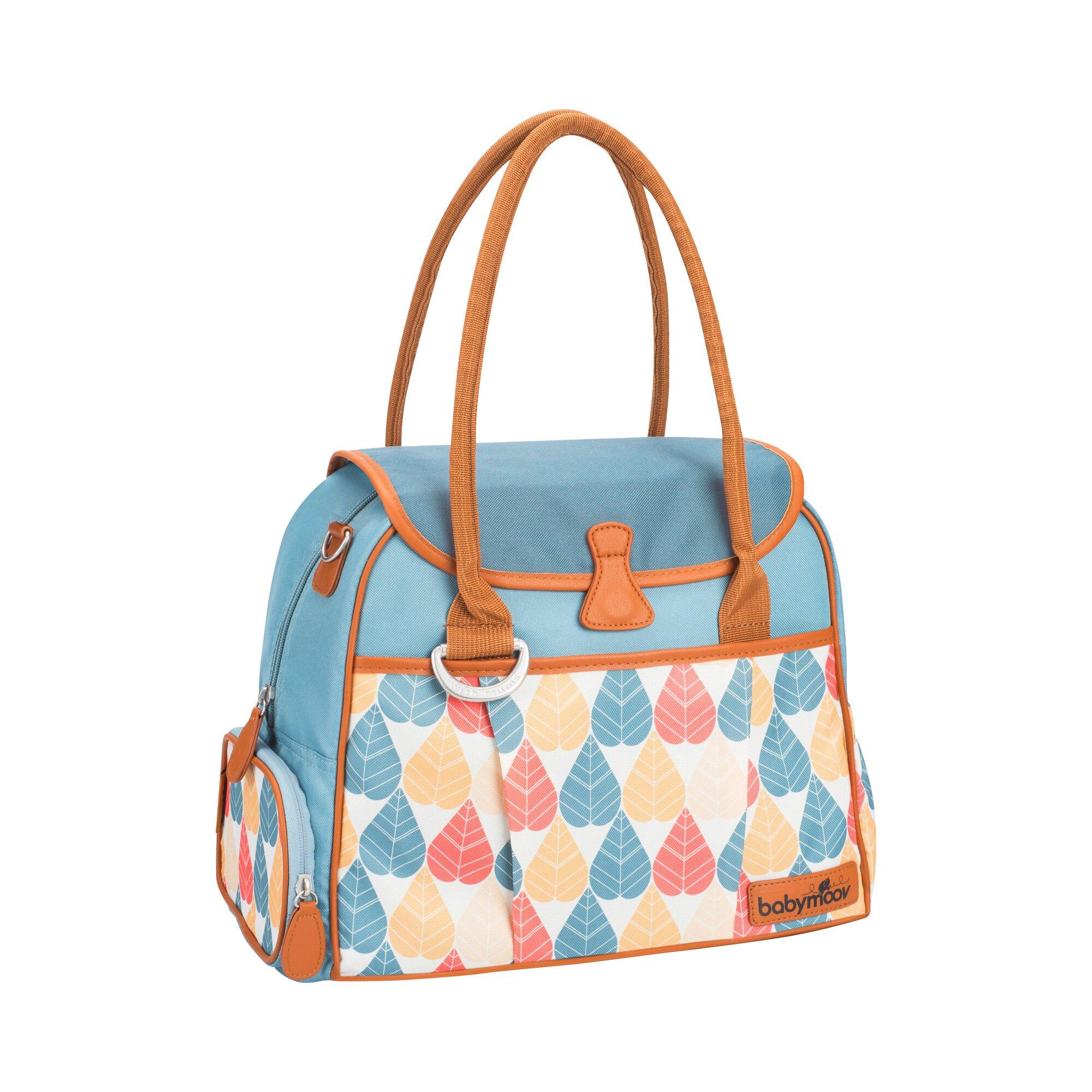 Babymoov Wickeltasche Style Bag tuerkis