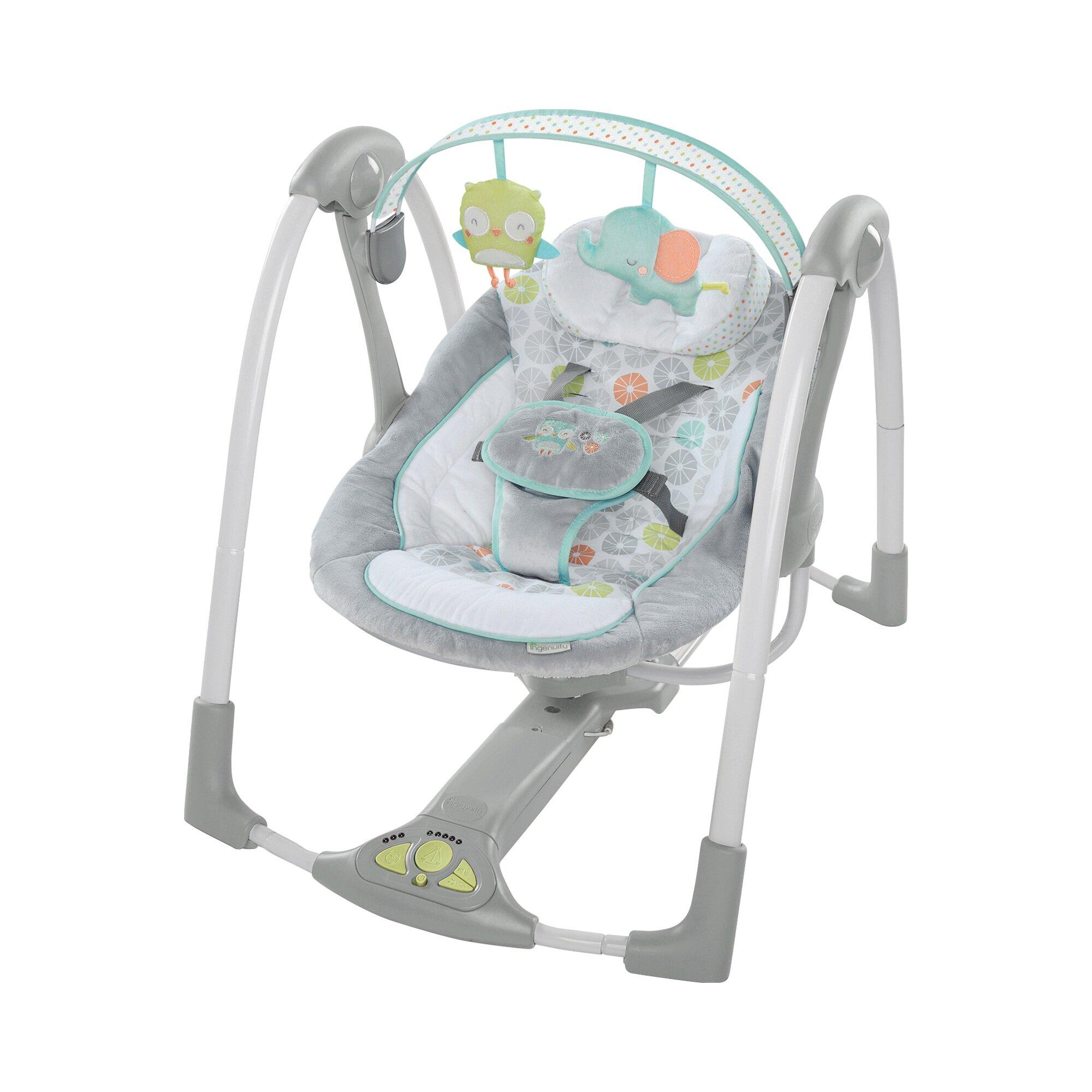 Ingenuity Babyschaukel Swing'n Go Portable Swing™