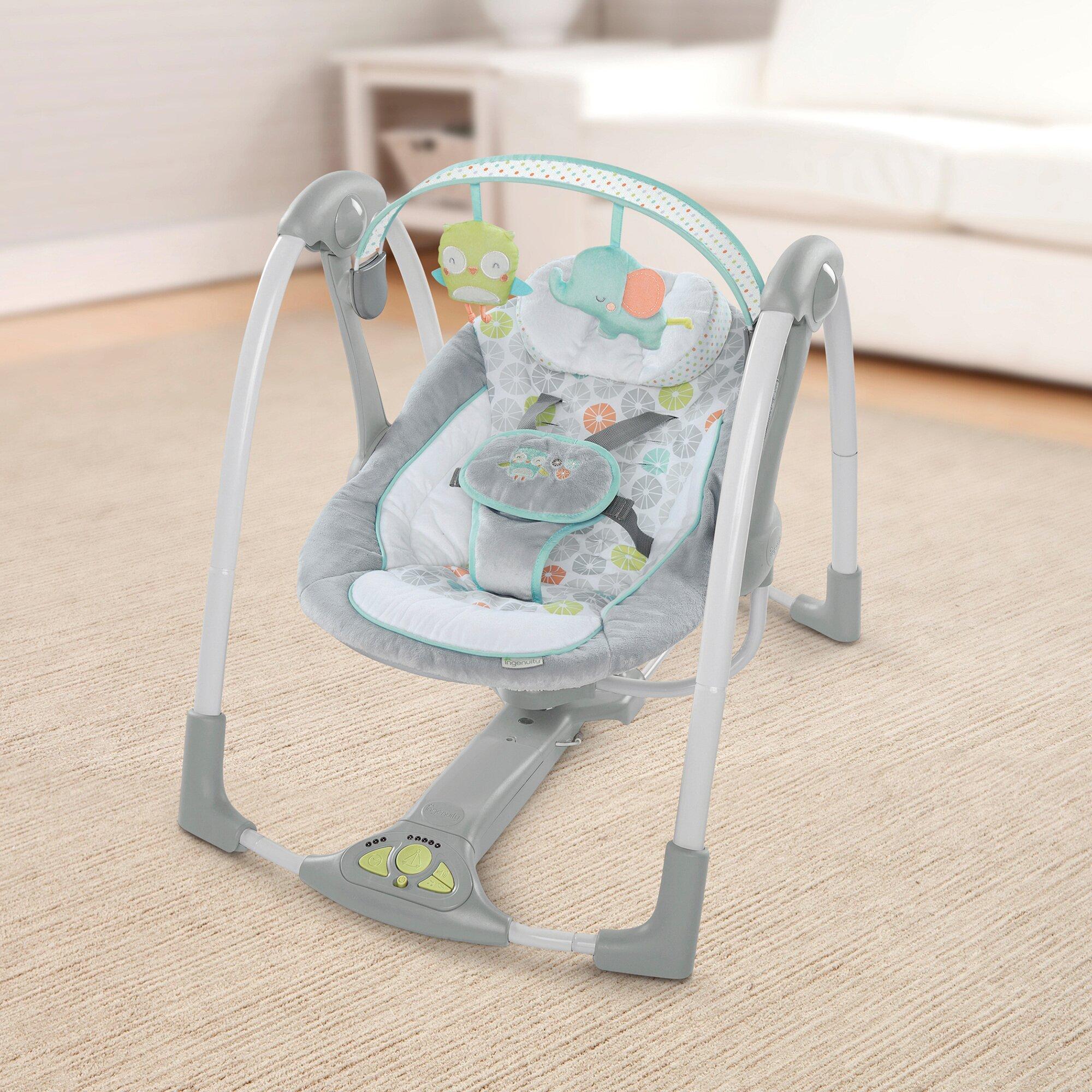 ingenuity-babyschaukel-swing-n-go-portable-swing-