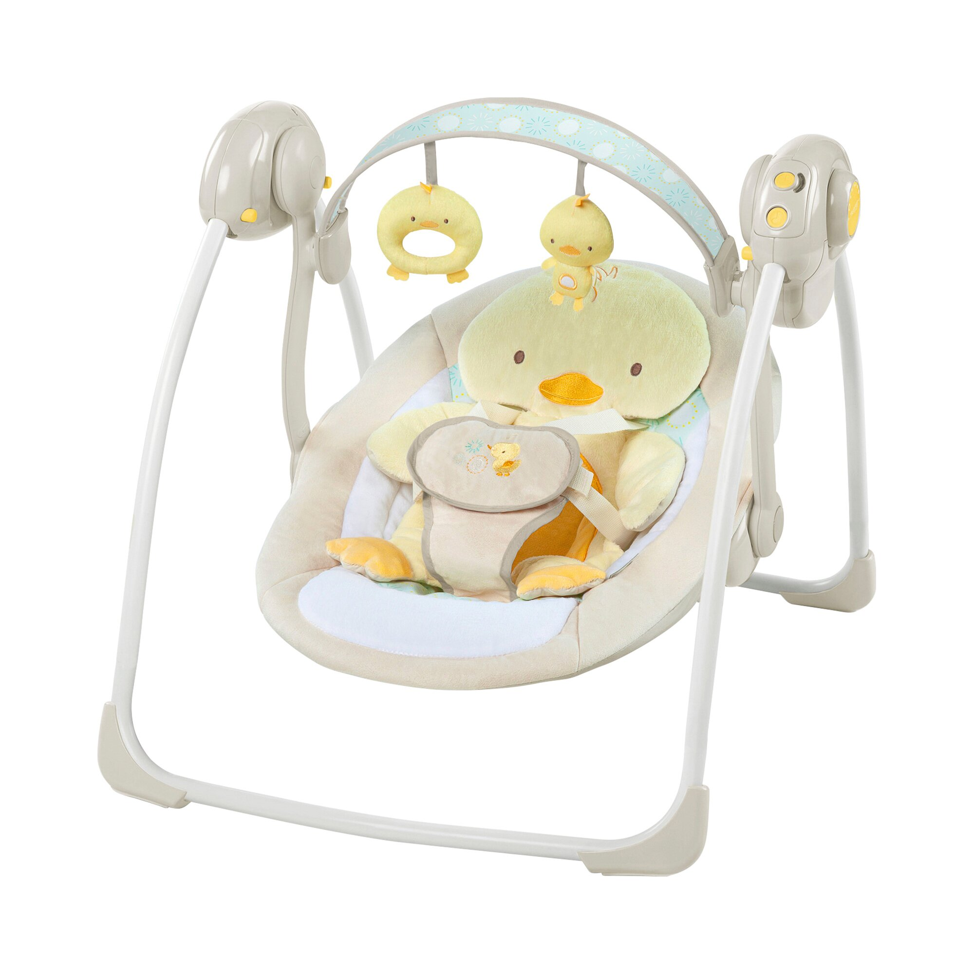 Ingenuity Babyschaukel Soothe'n Delight Portable Swing™