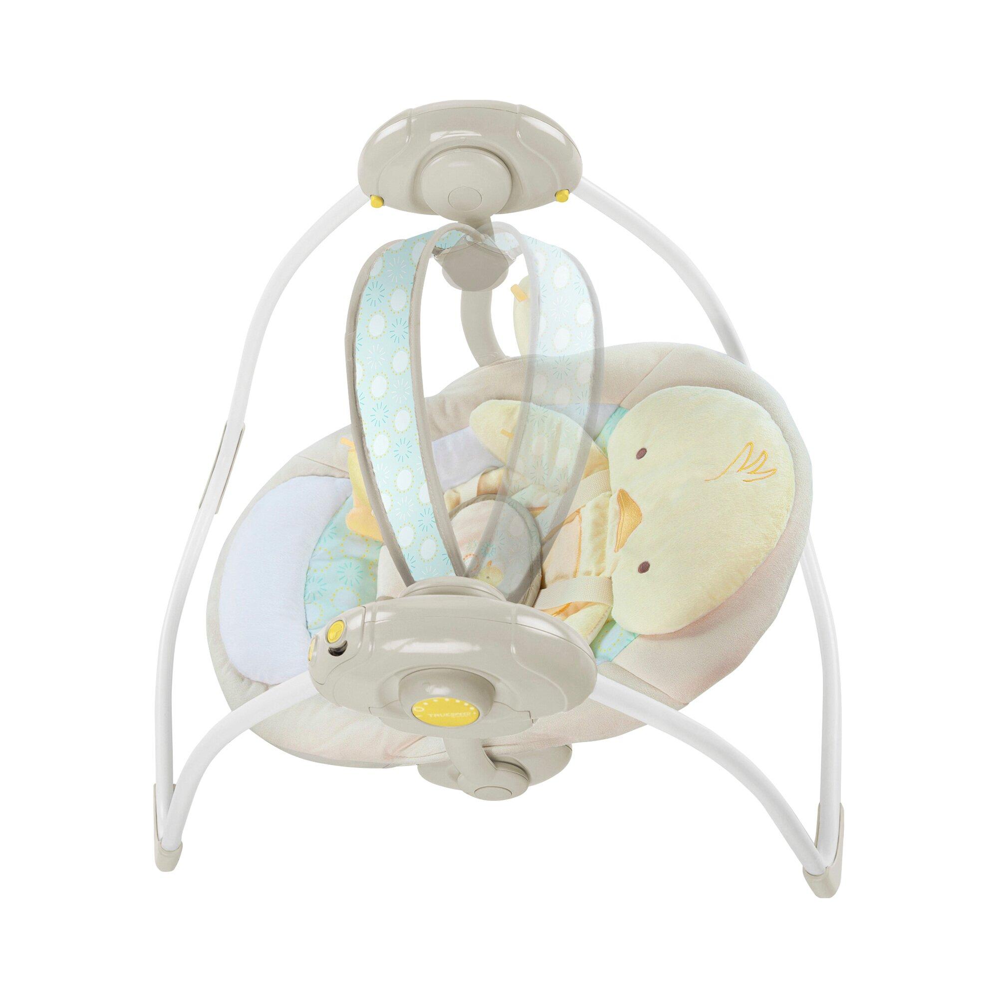 ingenuity-babyschaukel-soothe-n-delight-portable-swing-, 94.99 EUR @ babywalz-de