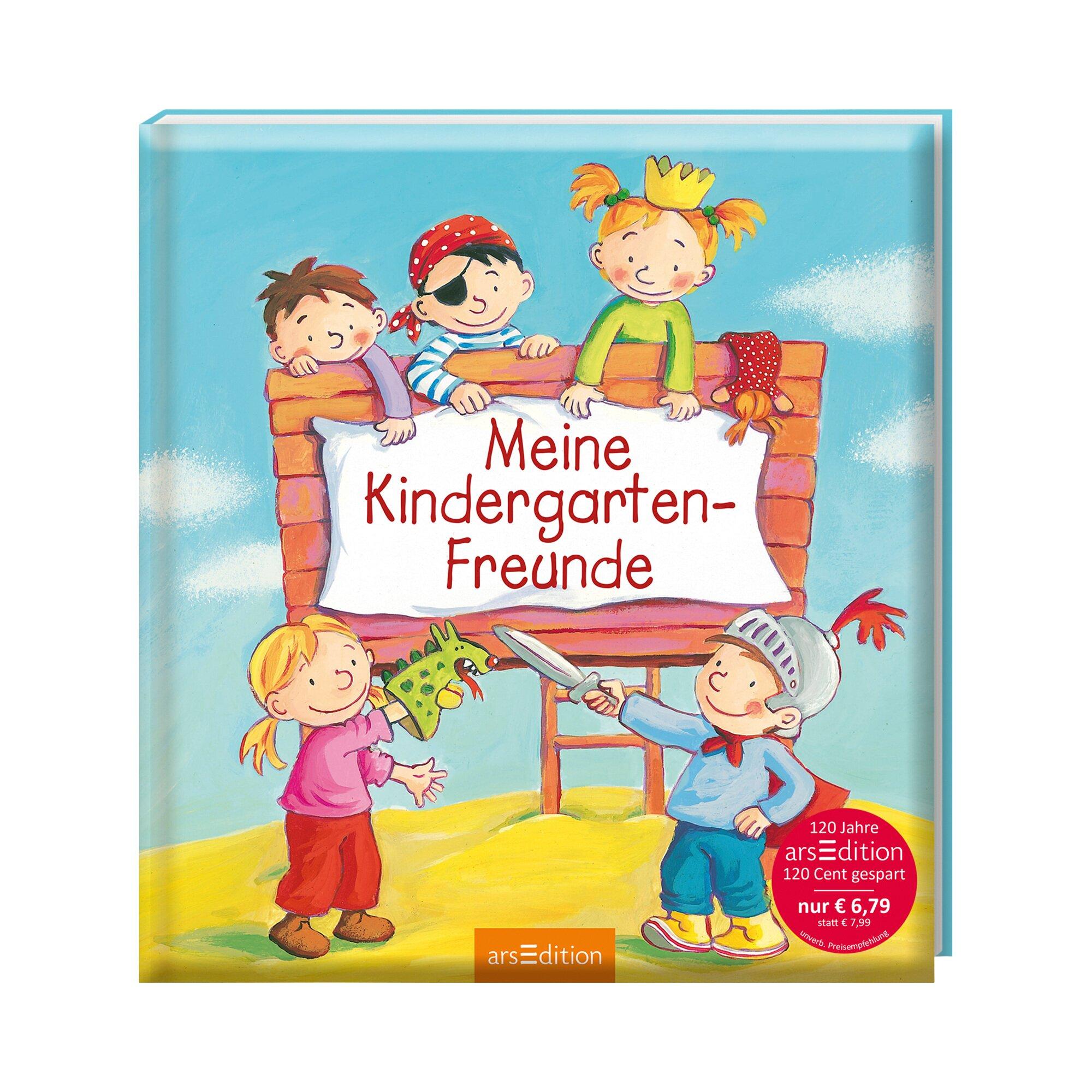Ars Edition Meine Kindergarten-Freunde